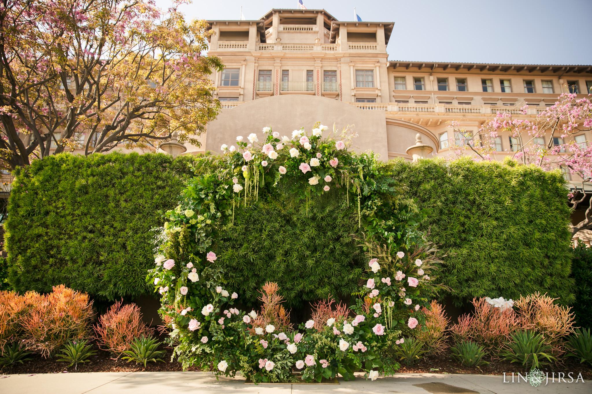 15 Langham Pasadena Multicultural Wedding Photography