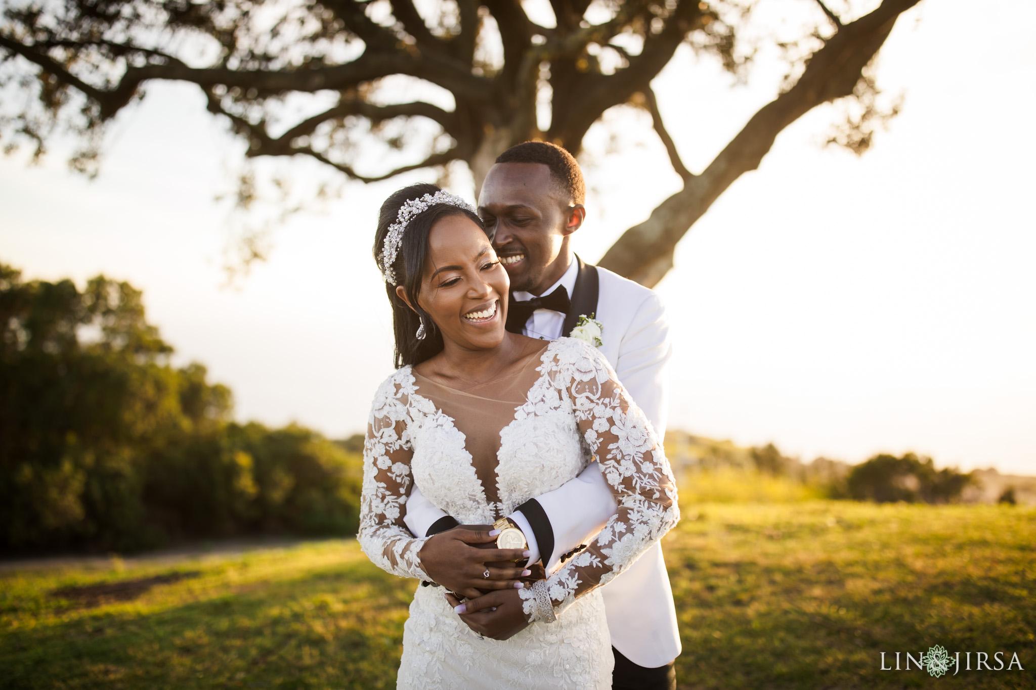15 Los Verdes Golf Course Palos Verdes Kenyan Wedding Photography
