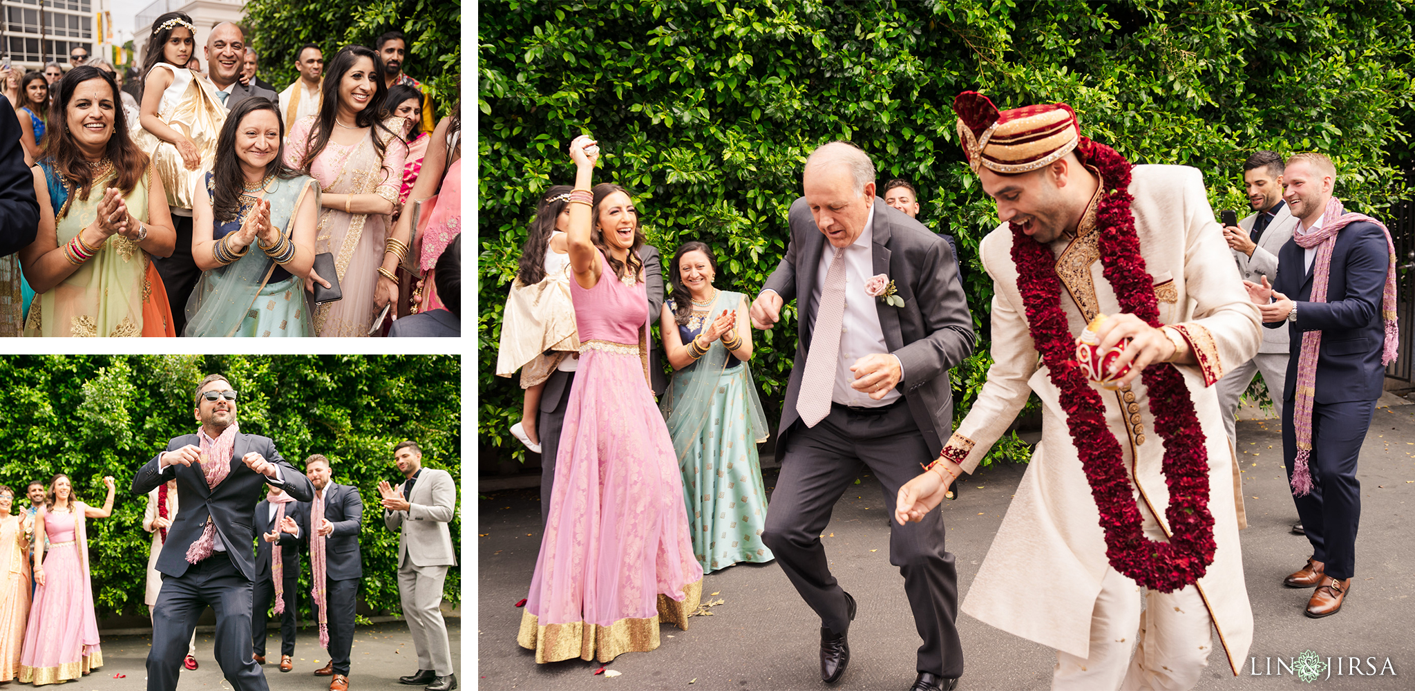 15 The Ebell Los Angeles Indian Wedding Baraat Photography