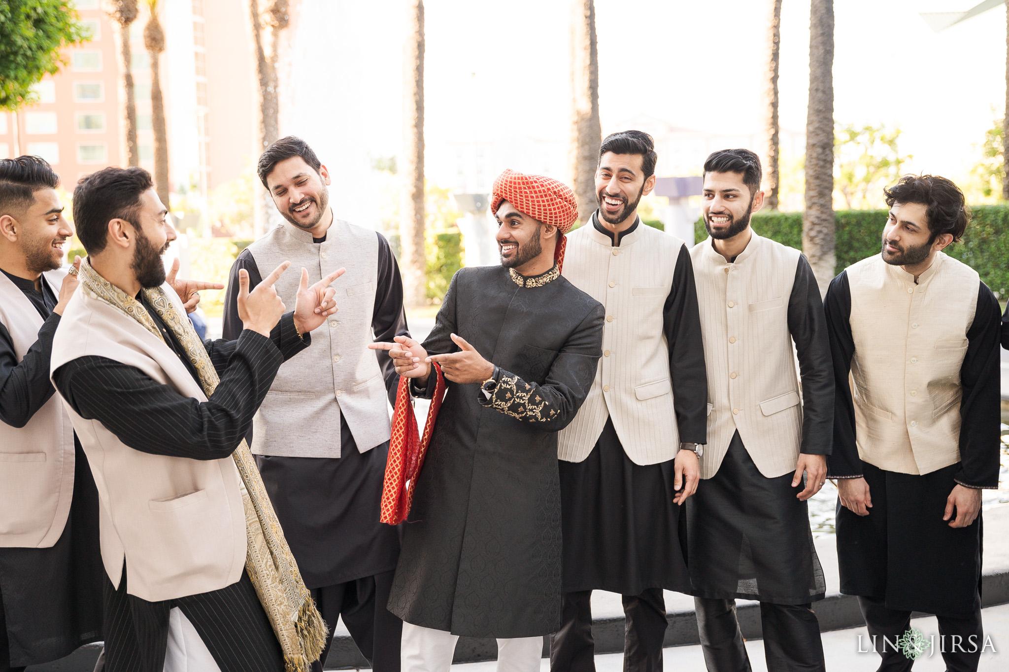 16 Hyatt Regency Garden Grove Pakistani Muslim Wedding Photography