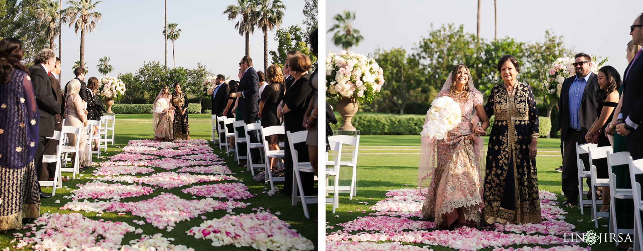 16 Langham Pasadena Multicultural Wedding Photography