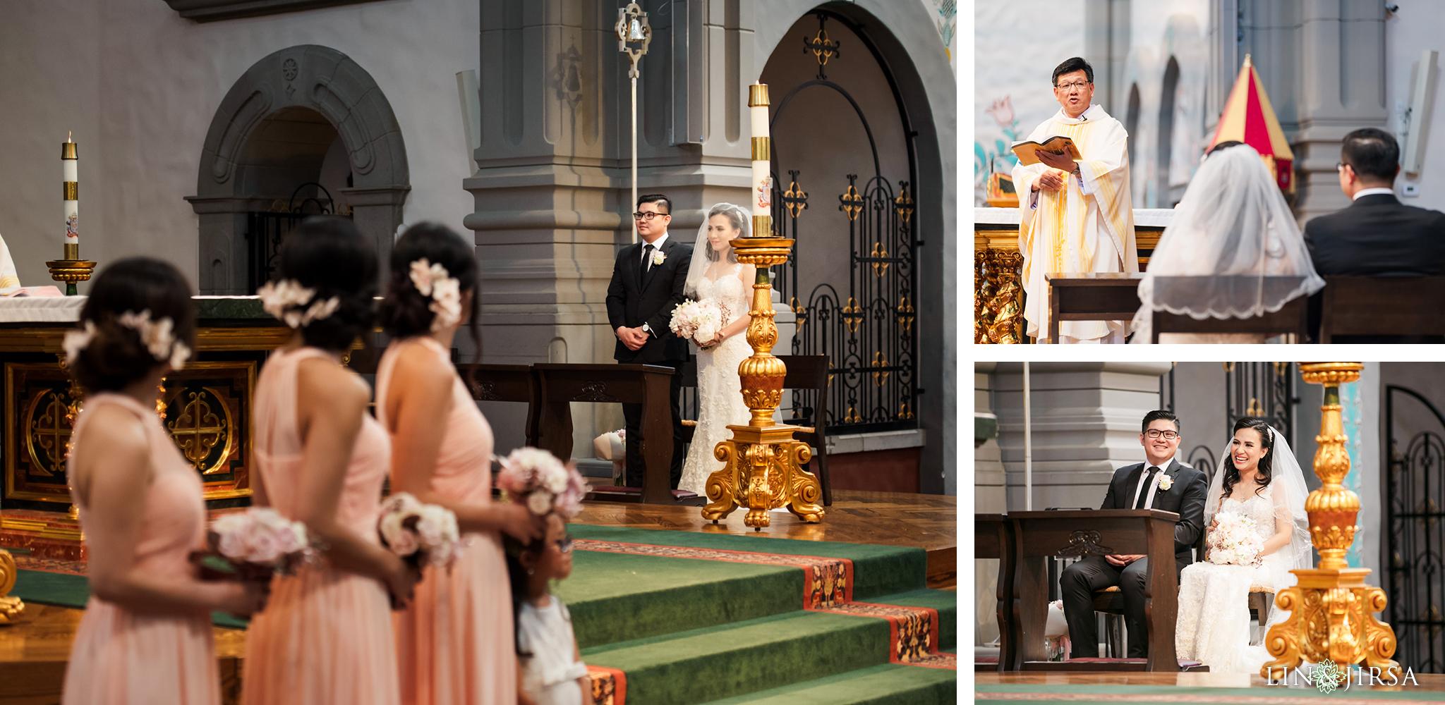 16 Mission Basilica San Juan Capistrano Wedding Photography