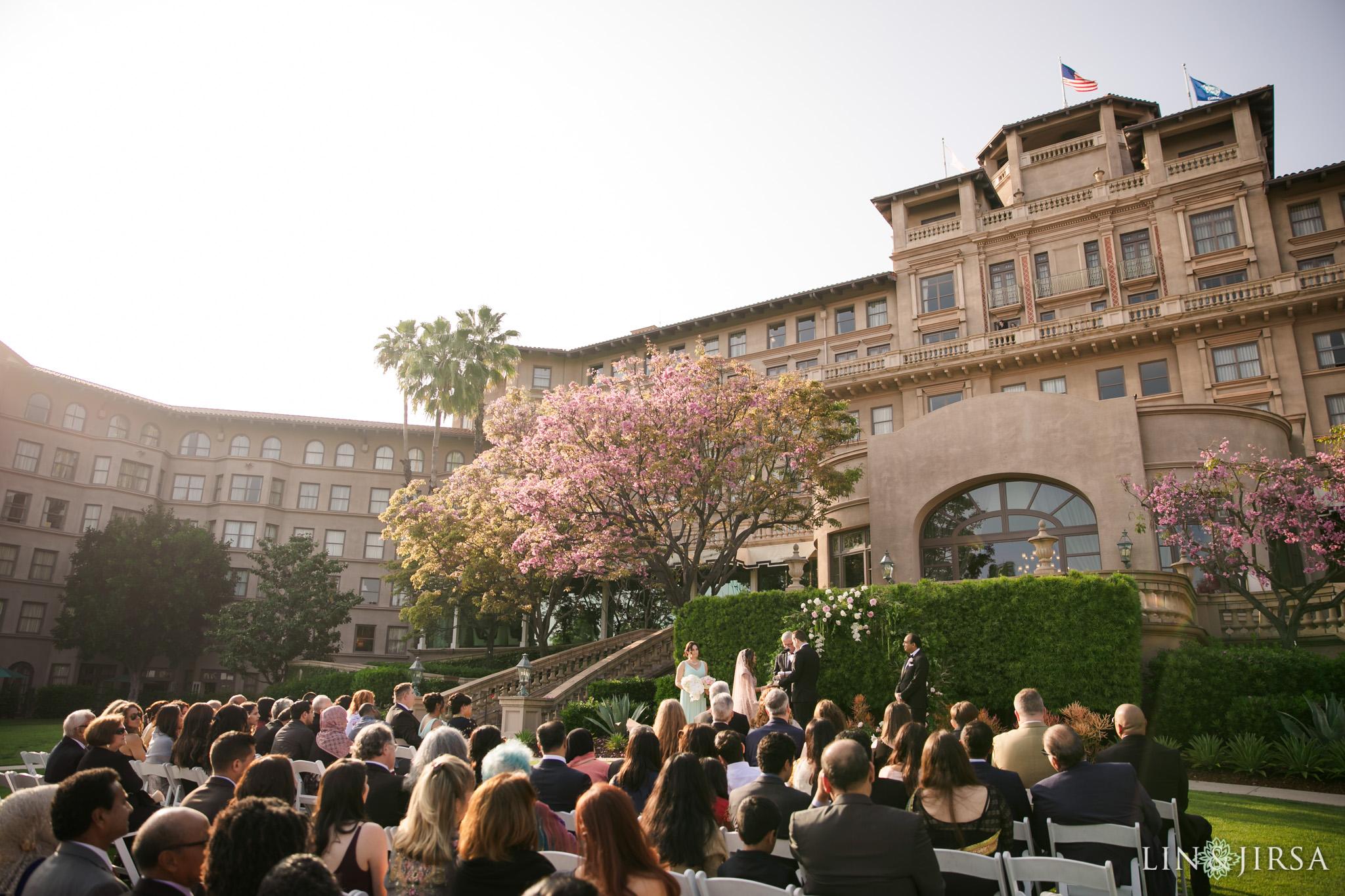 17 Langham Pasadena Multicultural Wedding Photography