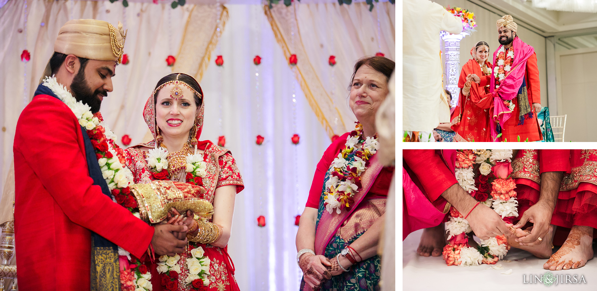 19 Hotel Irvine Multicultural Indian Wedding Photography