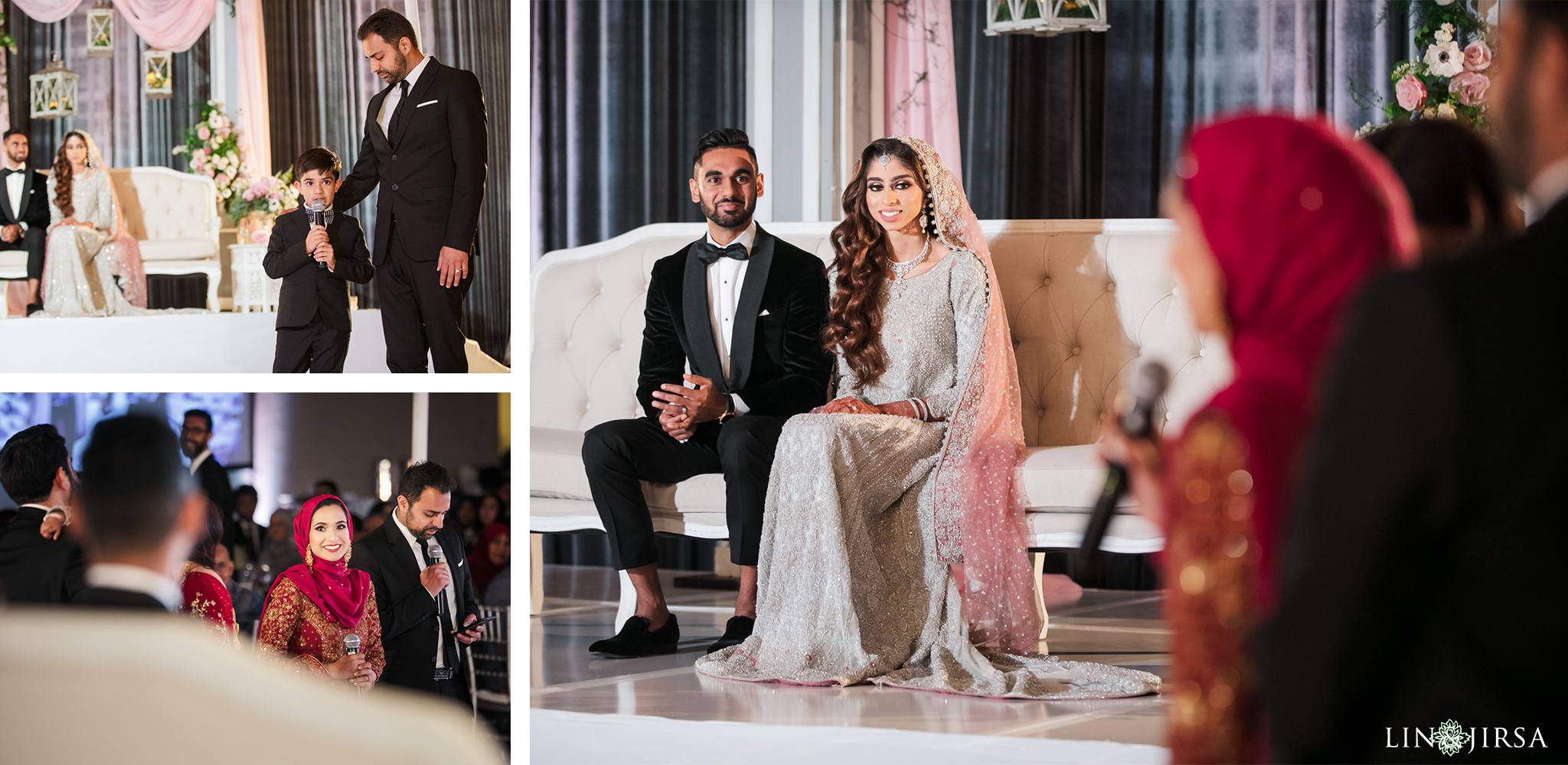 19 Hotel Irvine Pakistani Muslim Wedding Valima Photography