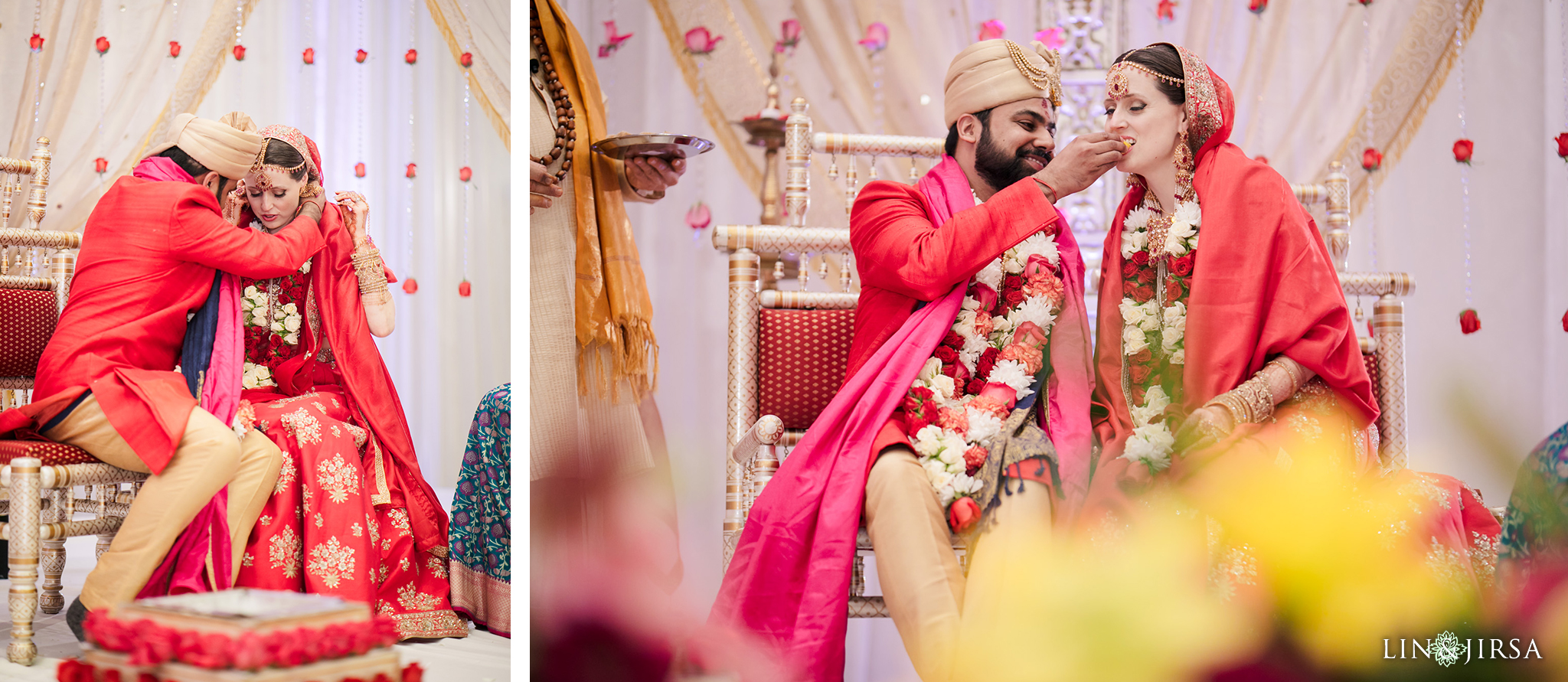 20 Hotel Irvine Multicultural Indian Wedding Photography