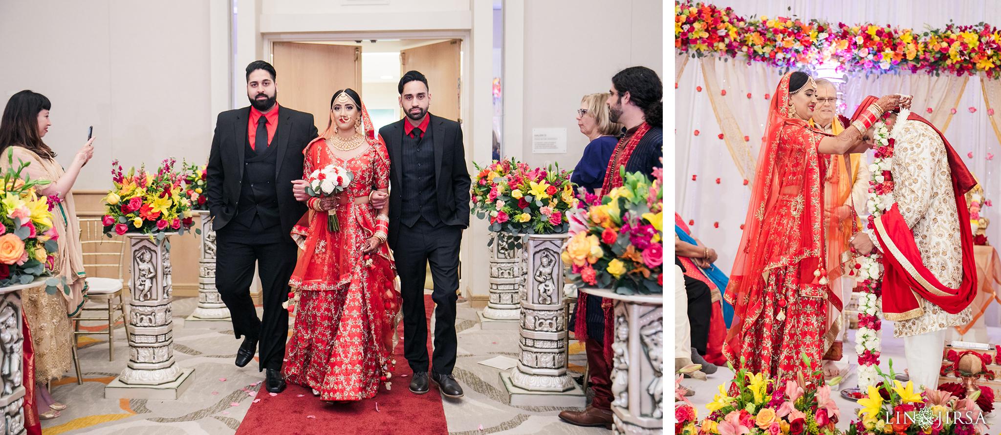 20 Hotel Irvine Punjabi Hindu Indian Wedding Photography