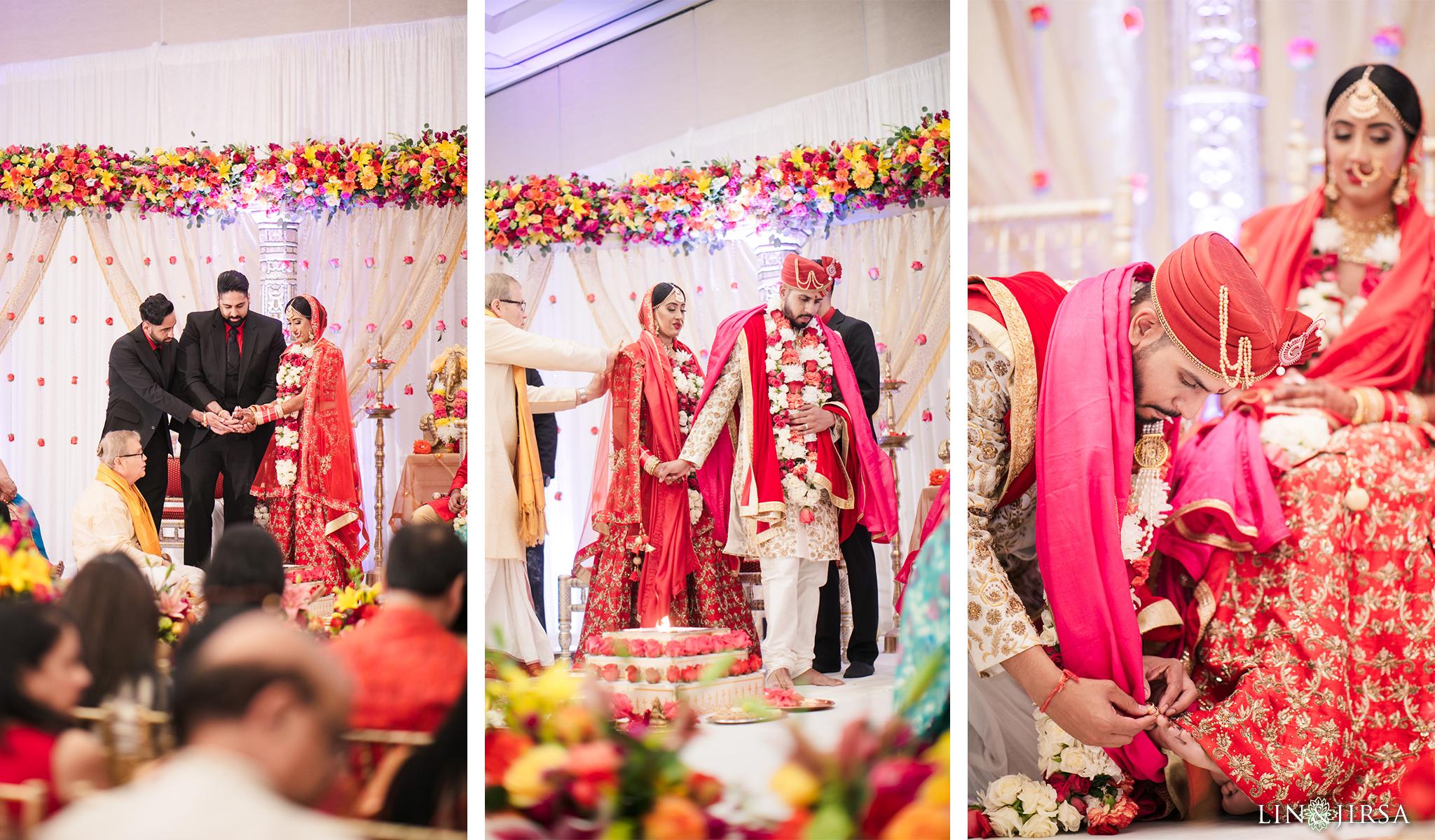 21 Hotel Irvine Punjabi Hindu Indian Wedding Photography