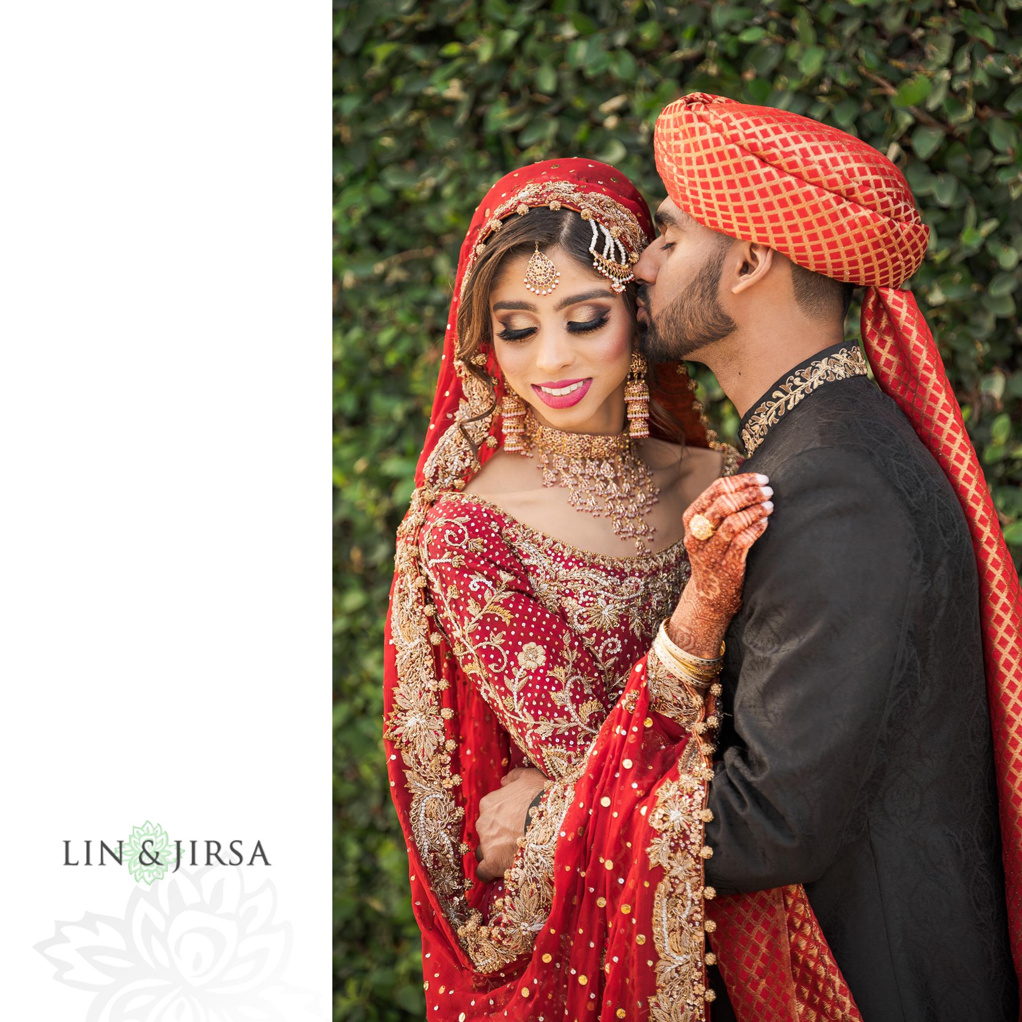 21 Hyatt Regency Garden Grove Pakistani Muslim Wedding Photography