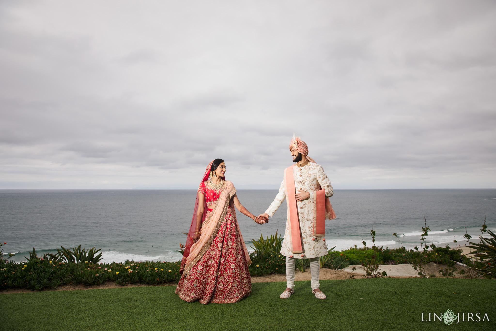 21 Ritz Carlton Laguna Niguel Indian Wedding Photography