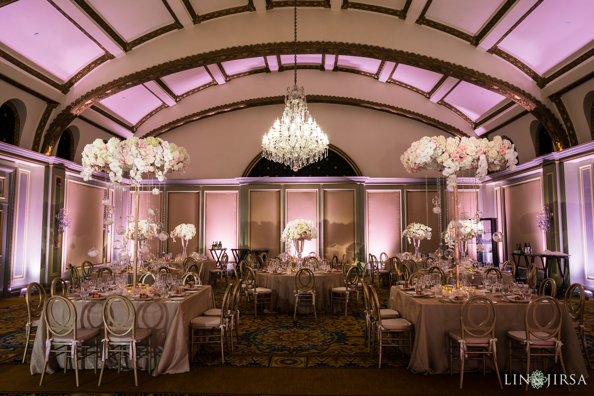 22 Langham Pasadena Multicultural Wedding Photography