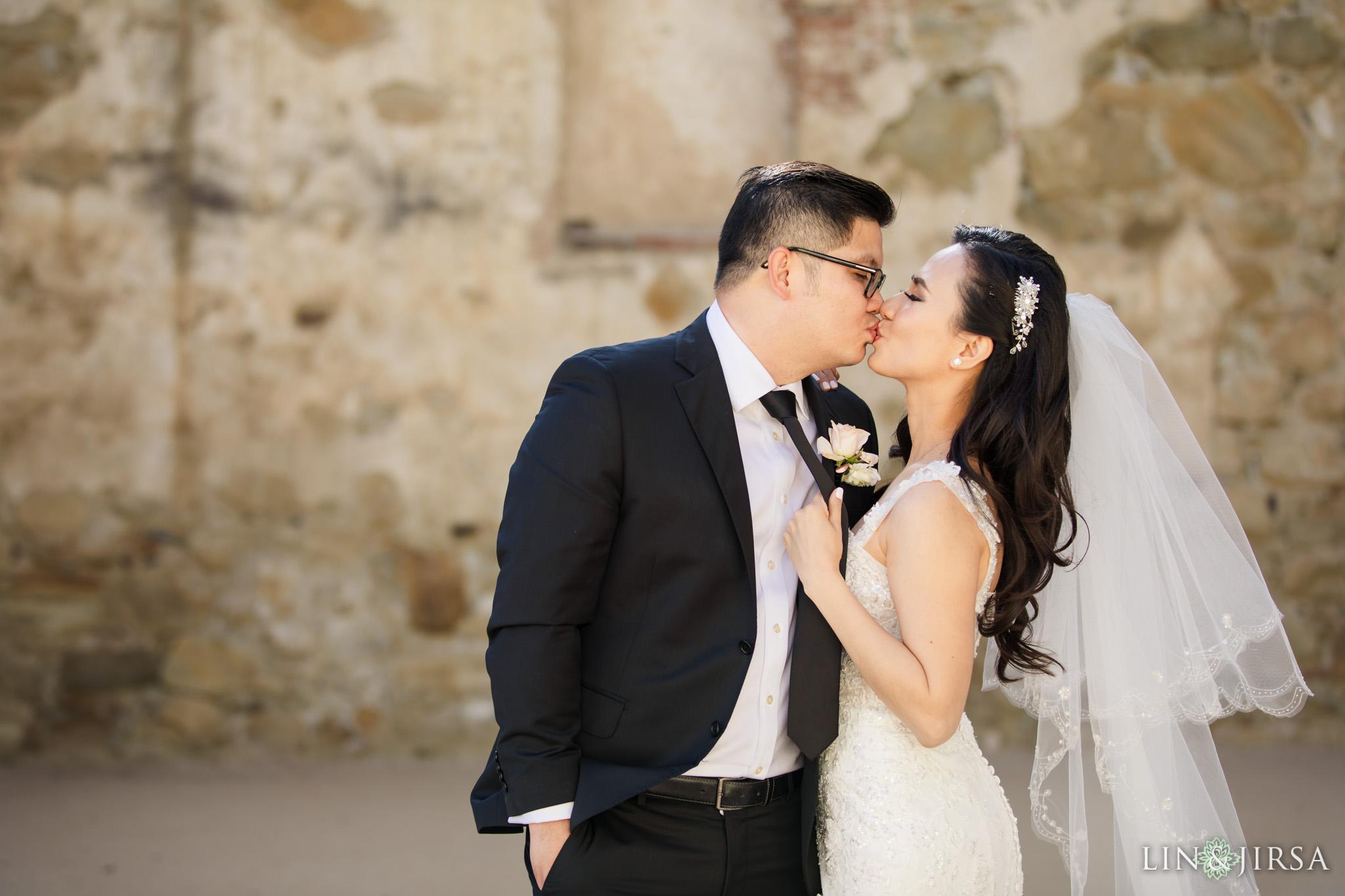 22 Mission Basilica San Juan Capistrano Wedding Photography
