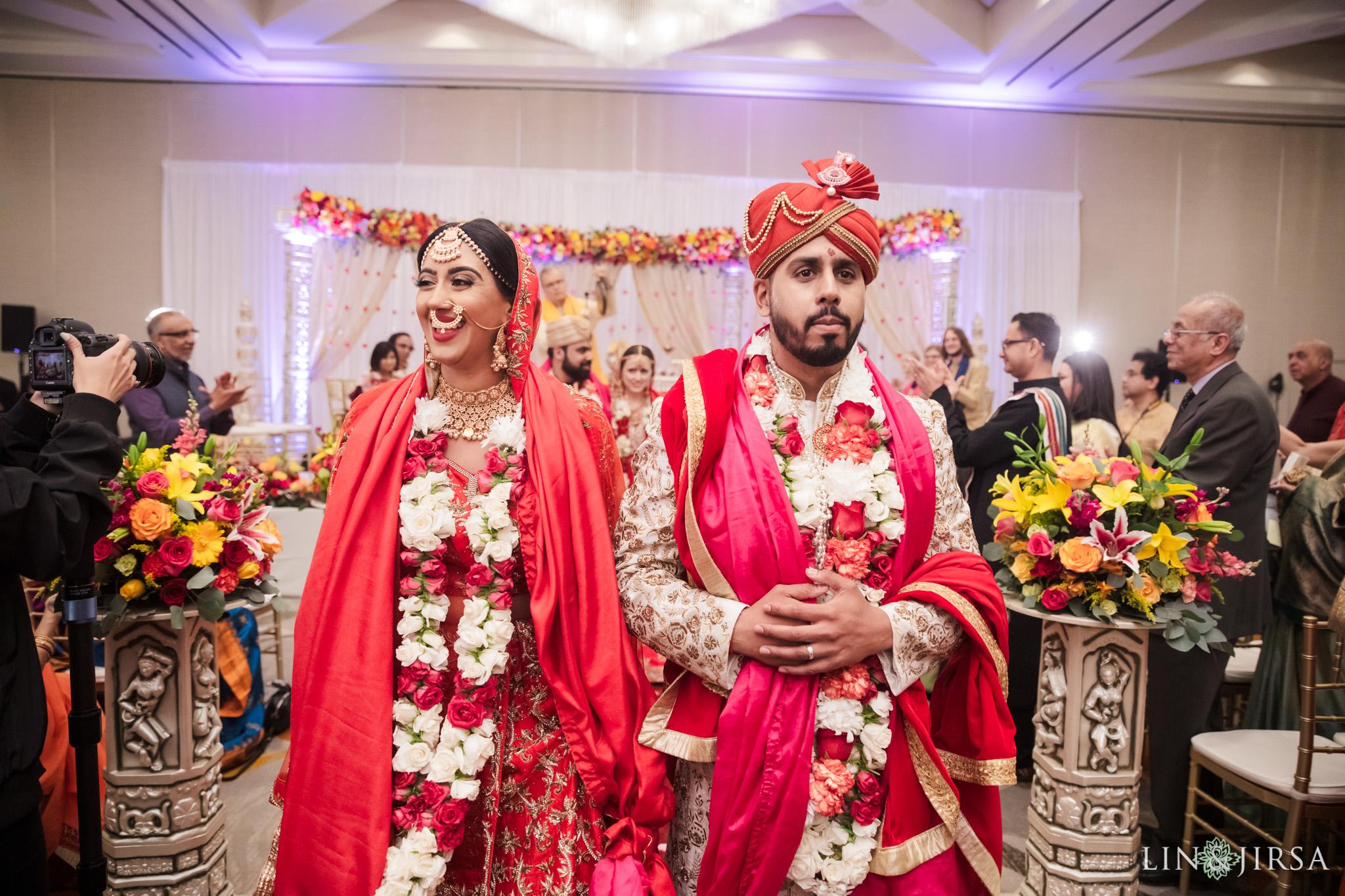 23 Hotel Irvine Punjabi Hindu Indian Wedding Photography
