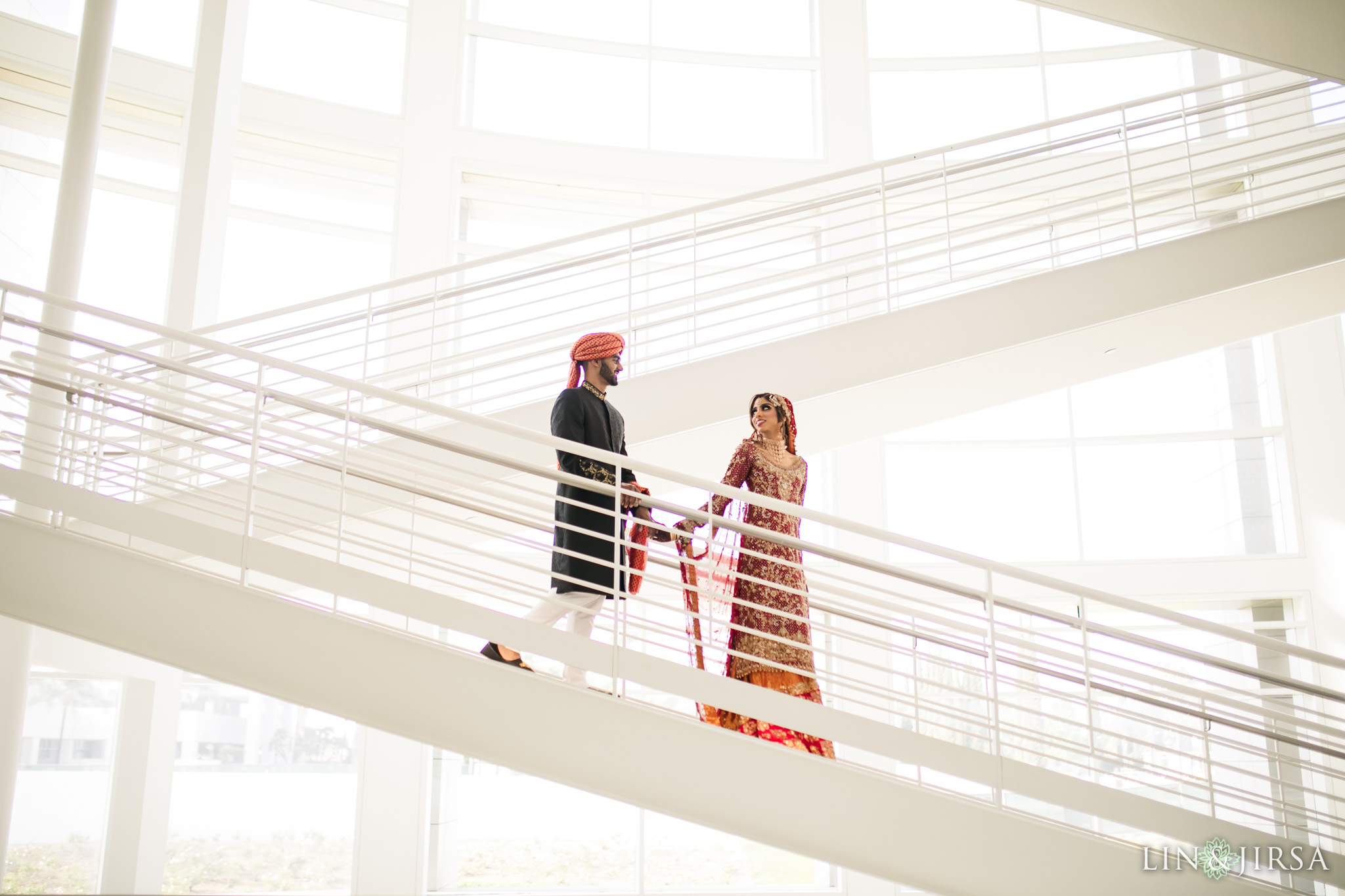 23 Hyatt Regency Garden Grove Pakistani Muslim Wedding Photography