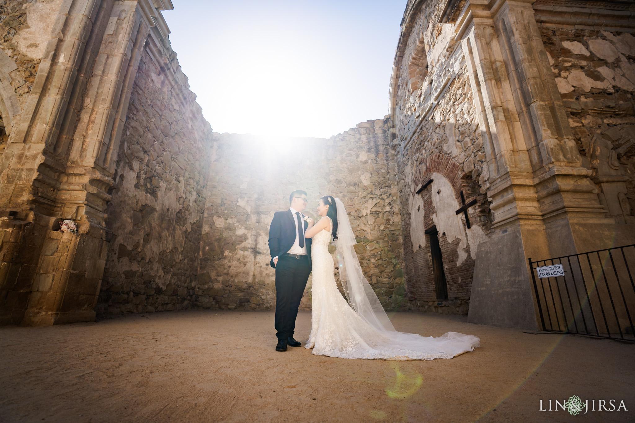 23 Mission Basilica San Juan Capistrano Wedding Photography