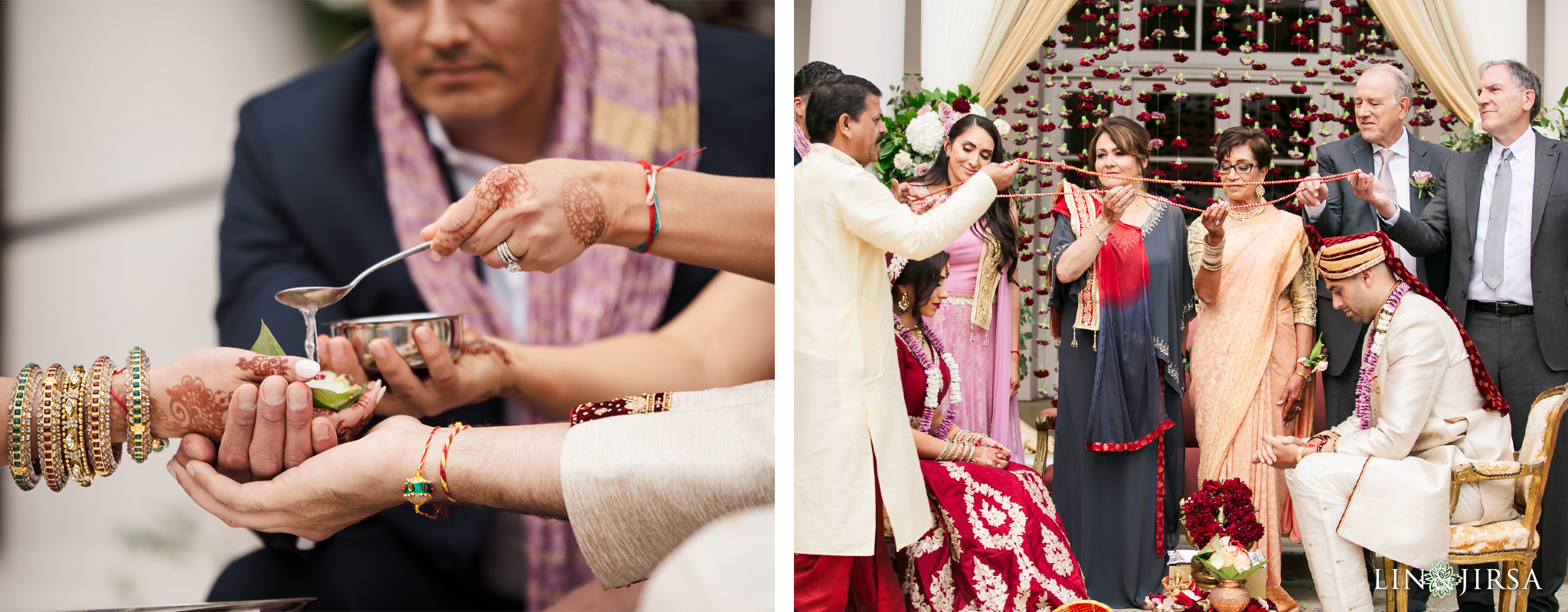 23 The Ebell Los Angeles Indian Wedding Ceremony Photography