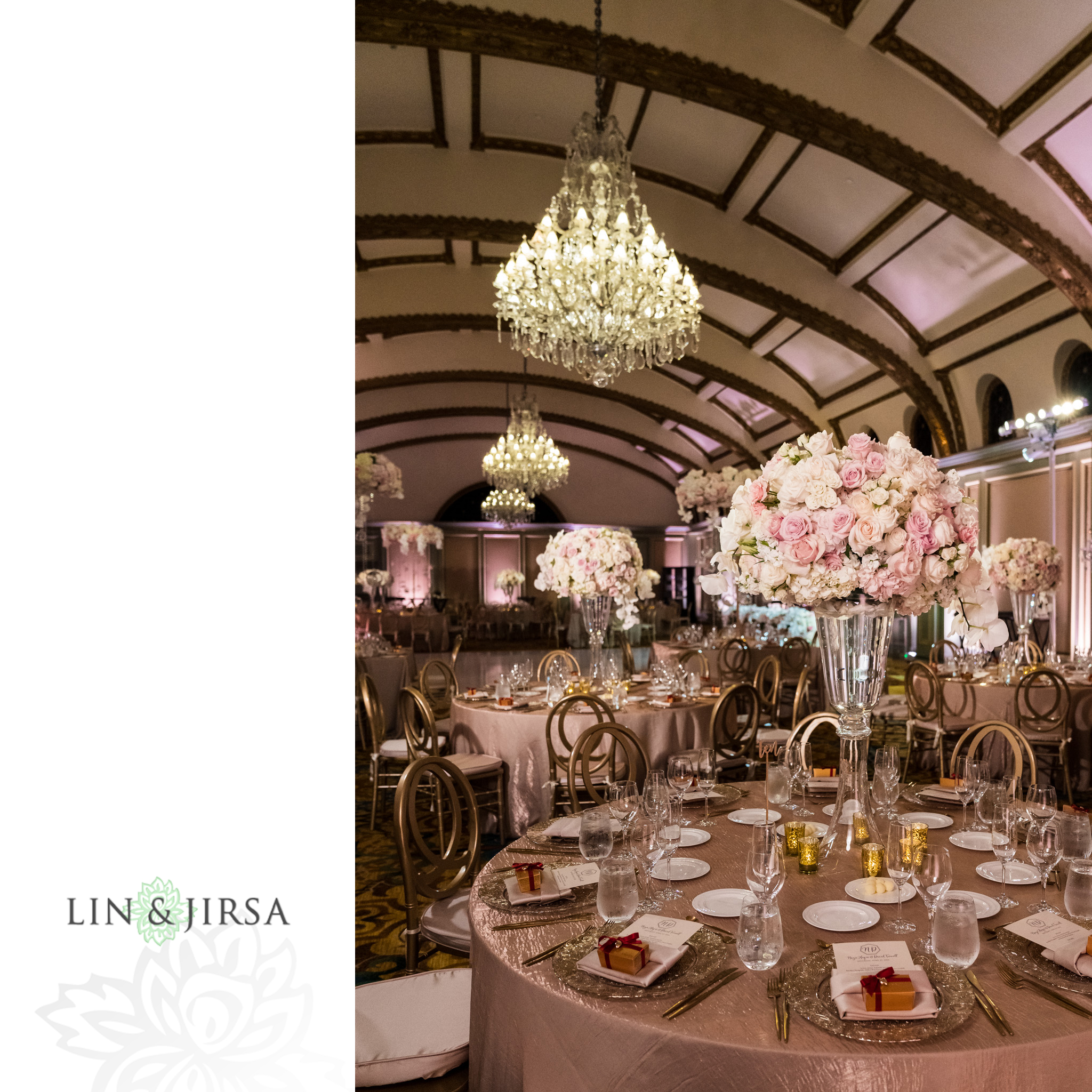 24 Langham Pasadena Multicultural Wedding Photography