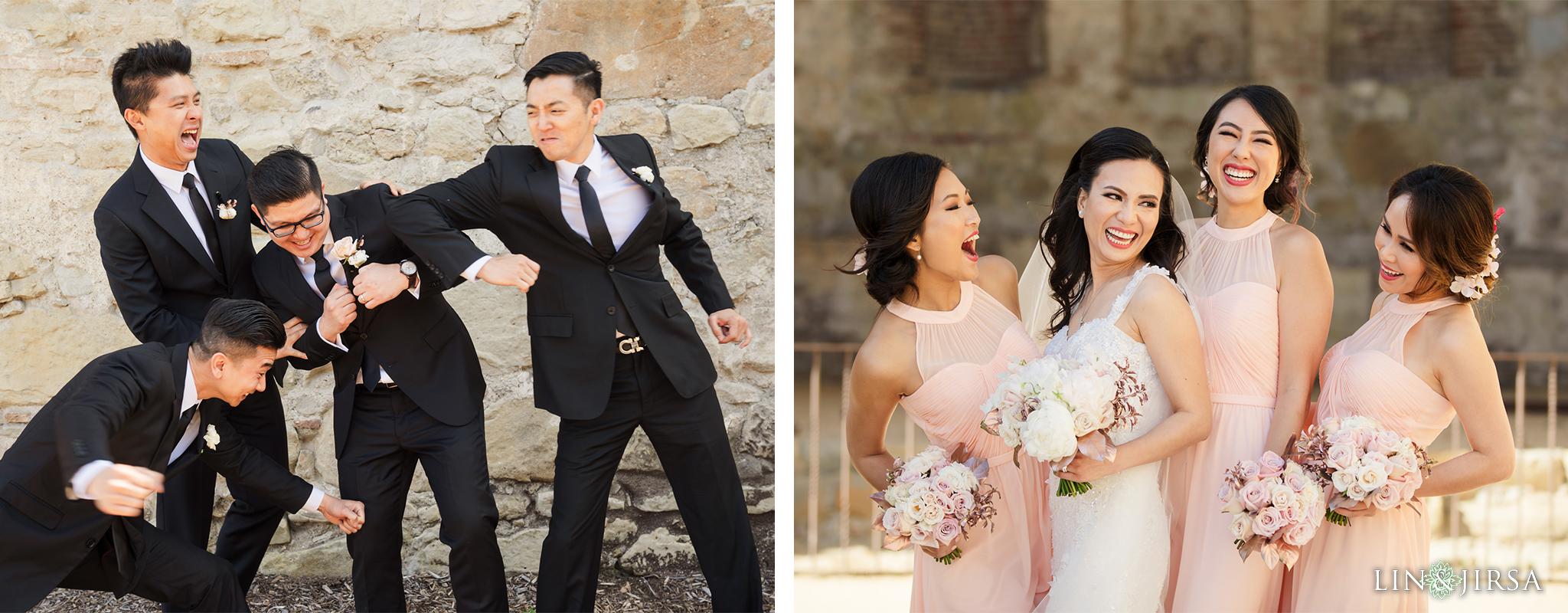 24 Mission Basilica San Juan Capistrano Wedding Photography