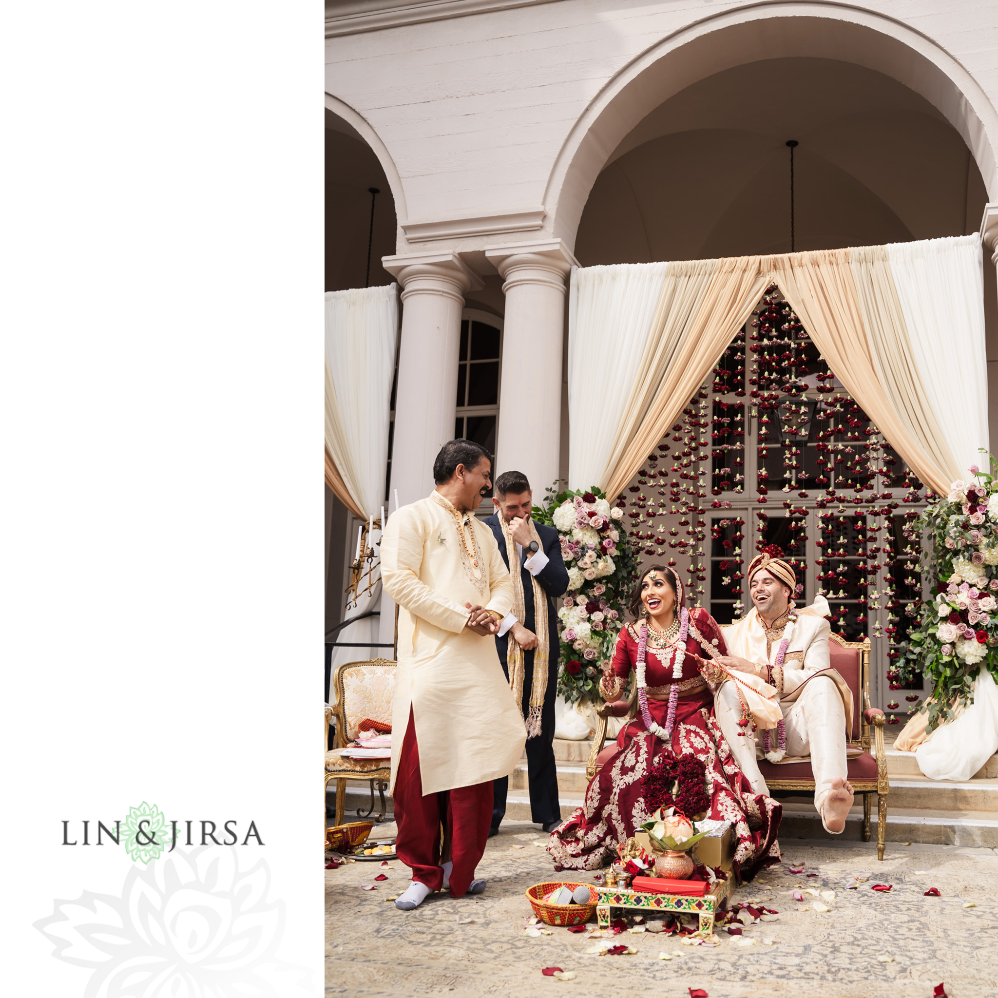 24 The Ebell Los Angeles Indian Wedding Ceremony Photography