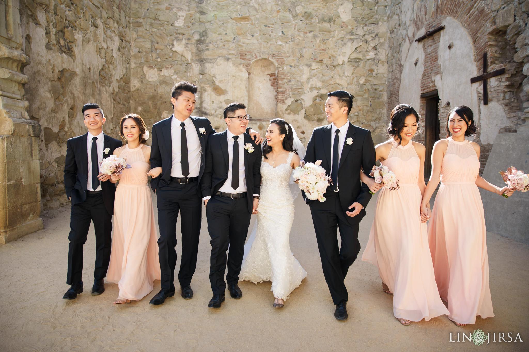 25 Mission Basilica San Juan Capistrano Wedding Photography