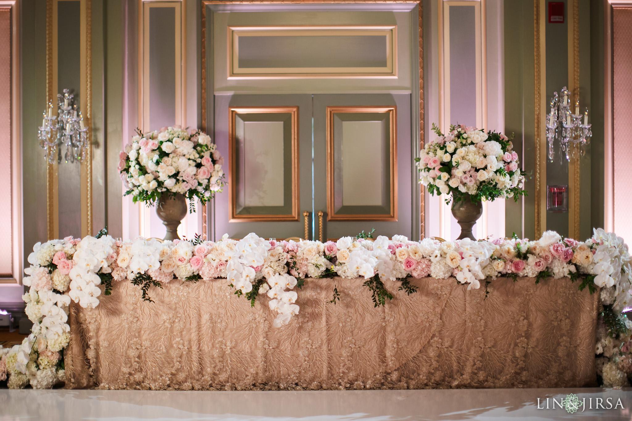 26 Langham Pasadena Multicultural Wedding Photography