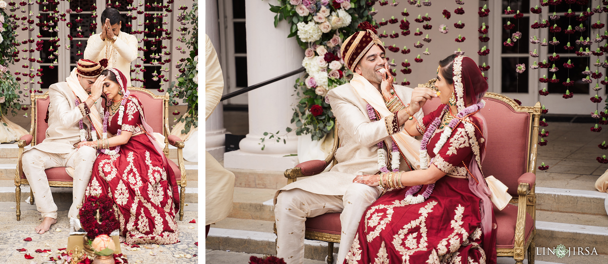26 The Ebell Los Angeles Indian Wedding Ceremony Photography