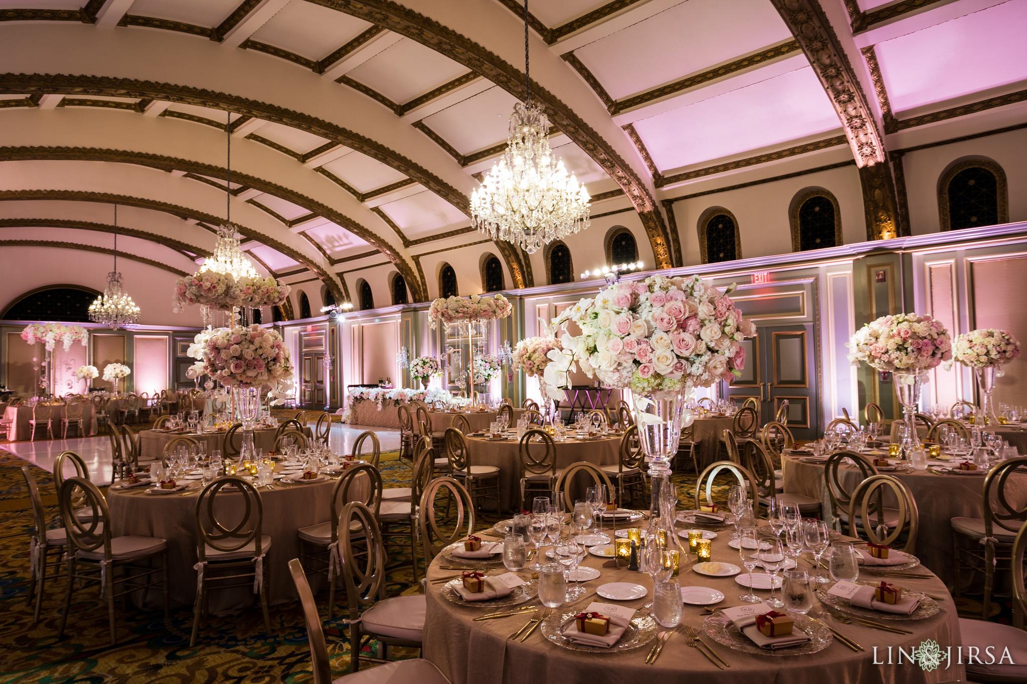 27 Langham Pasadena Multicultural Wedding Photography