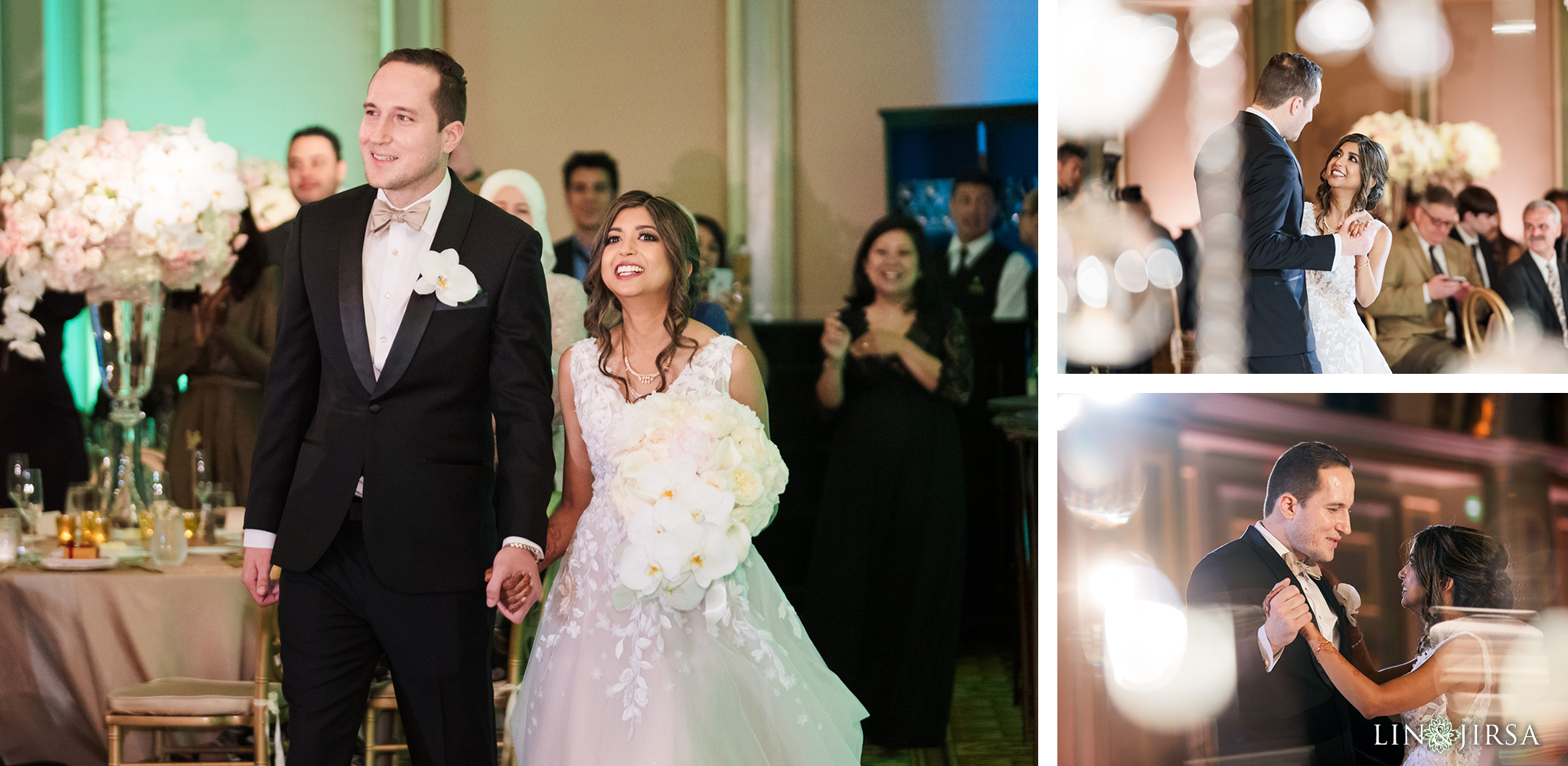 28 Langham Pasadena Multicultural Wedding Photography