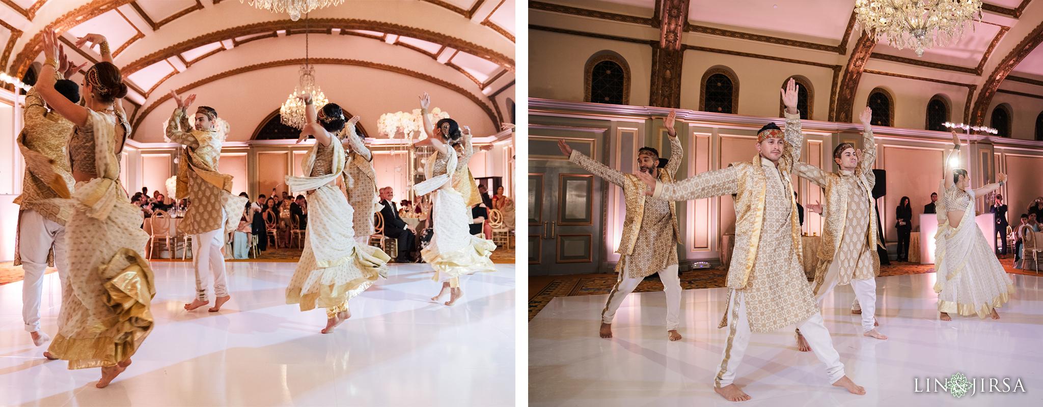 29 Langham Pasadena Multicultural Wedding Photography
