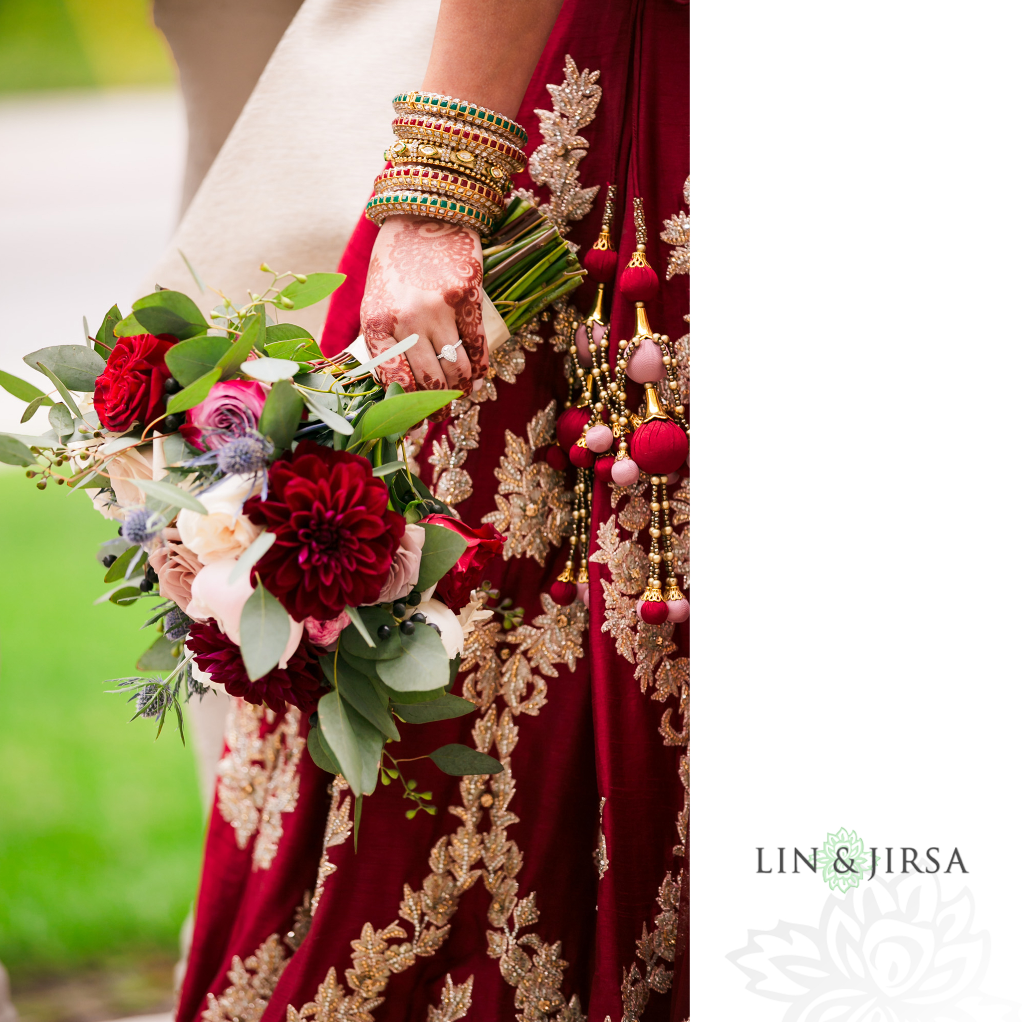 3 The Ebell Los Angeles Bride Indian Wedding Photography