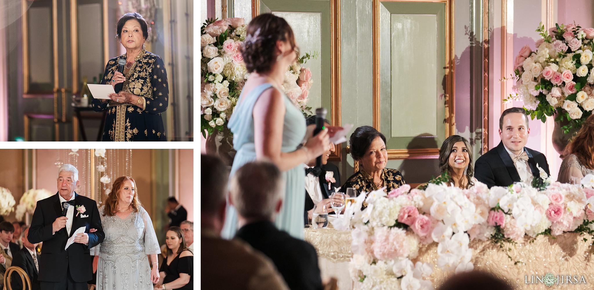 30 Langham Pasadena Multicultural Wedding Photography