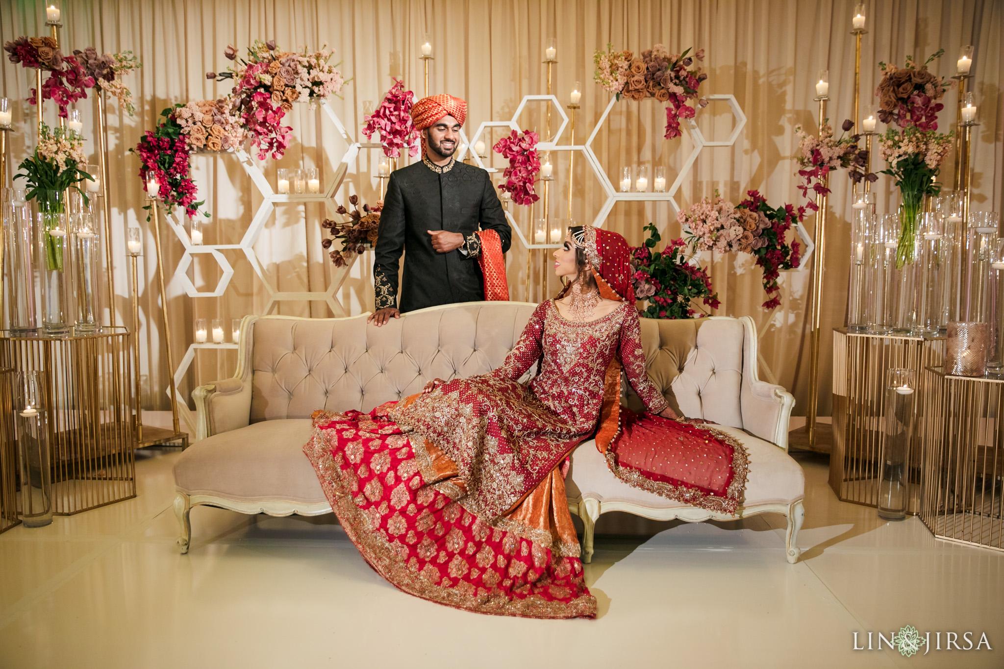 31 Hyatt Regency Garden Grove Pakistani Muslim Wedding Photography
