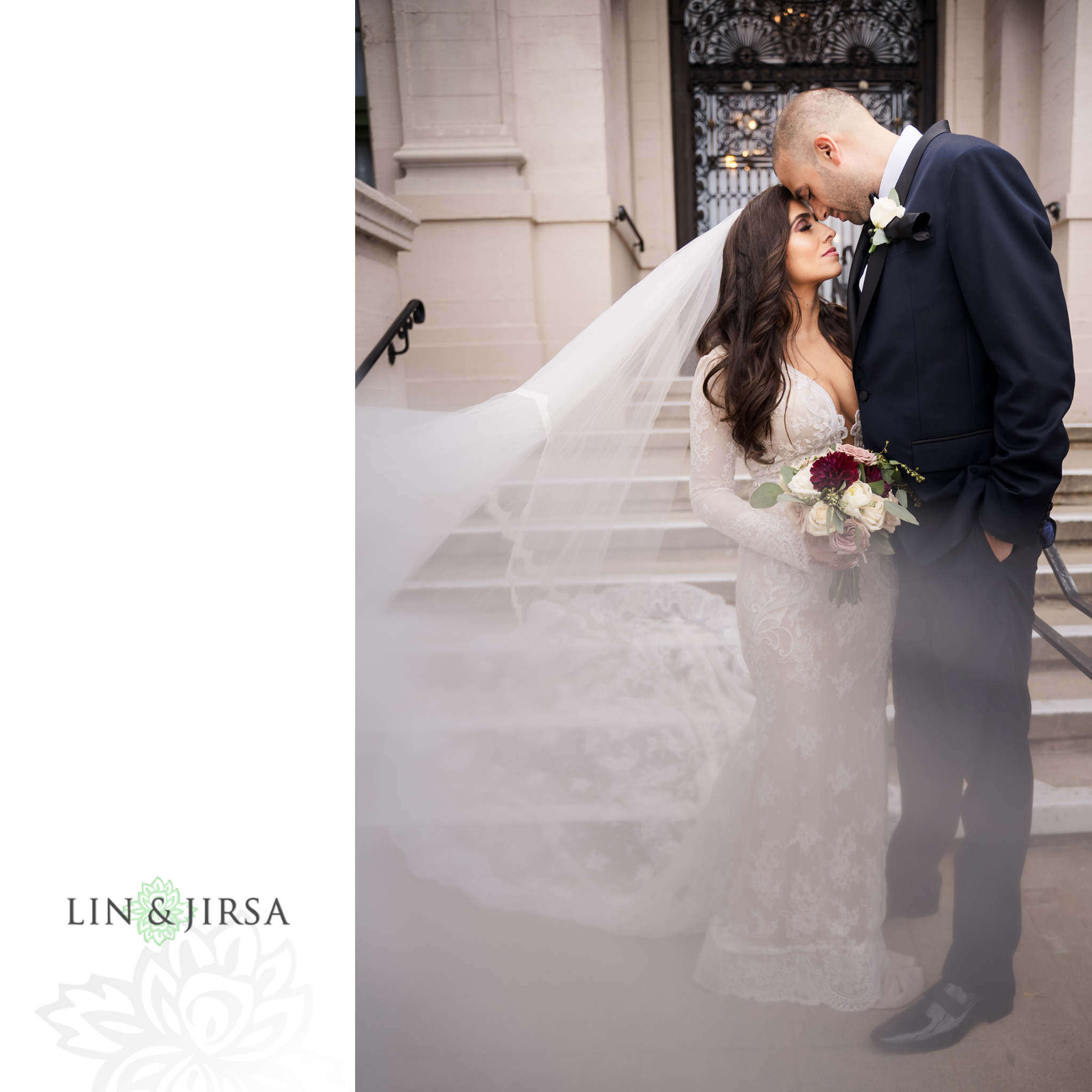 31 The Ebell Los Angeles Multicultural Wedding Photography
