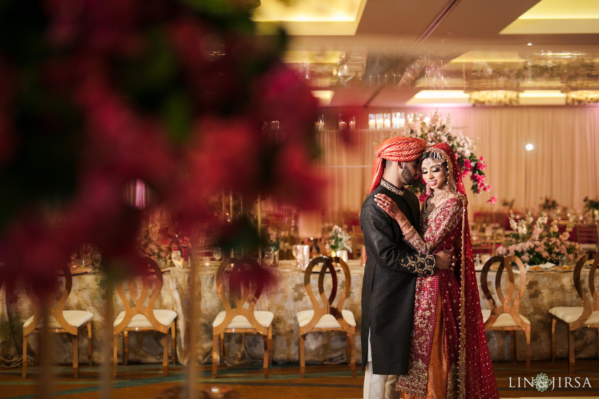 32 Hyatt Regency Garden Grove Pakistani Muslim Wedding Photography
