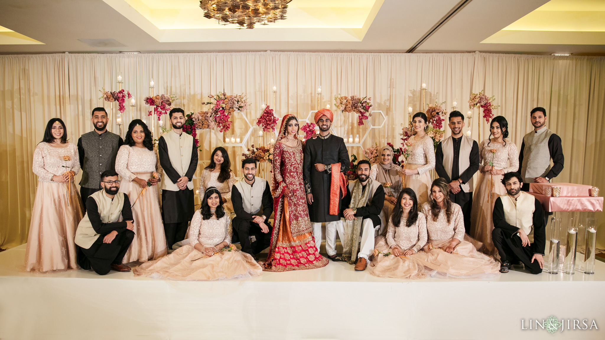 33 Hyatt Regency Garden Grove Pakistani Muslim Wedding Photography