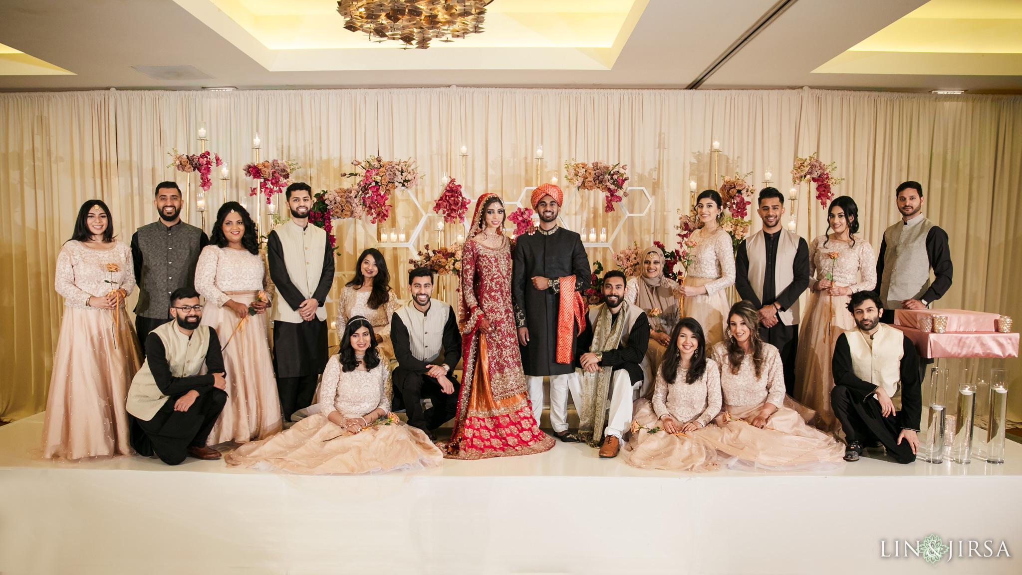 33 Hyatt Regency Garden Grove Pakistani Muslim Wedding Photography