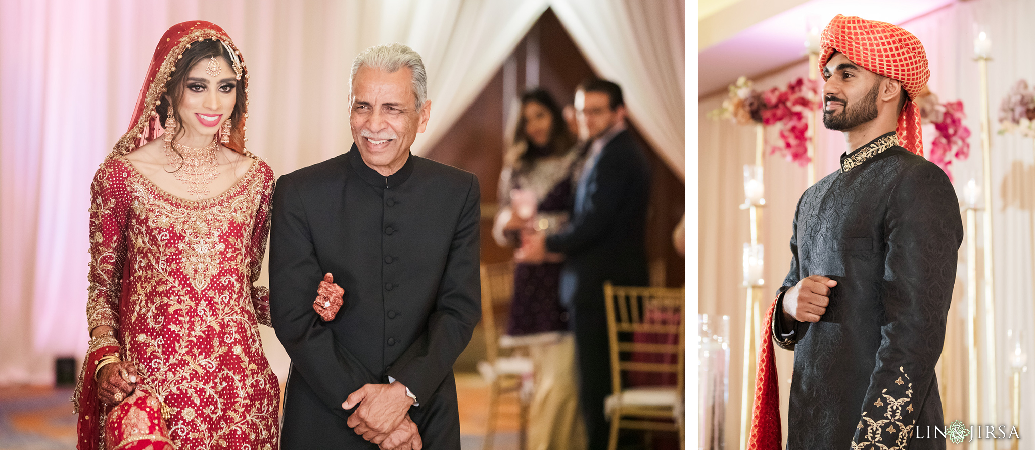 34 Hyatt Regency Garden Grove Pakistani Muslim Wedding Photography