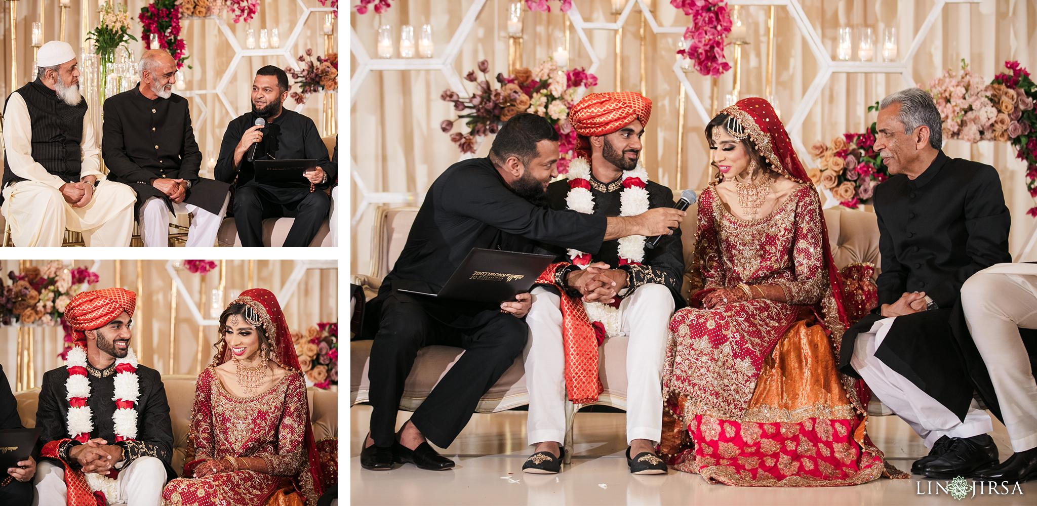 35 Hyatt Regency Garden Grove Pakistani Muslim Wedding Photography