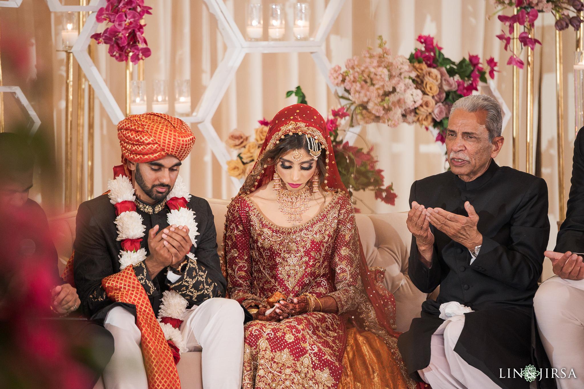 36 Hyatt Regency Garden Grove Pakistani Muslim Wedding Photography