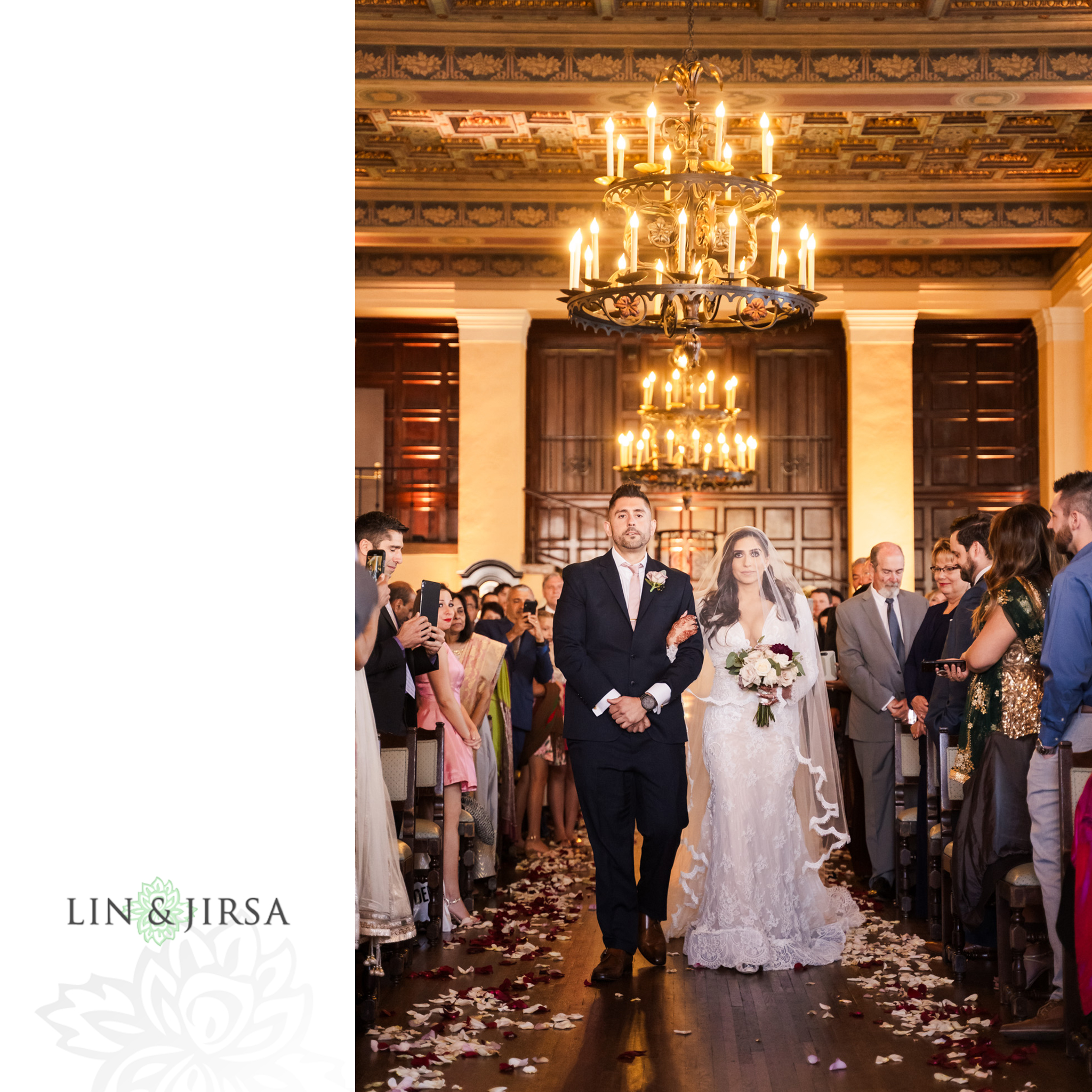 36 The Ebell Los Angeles Multicultural Wedding Photography