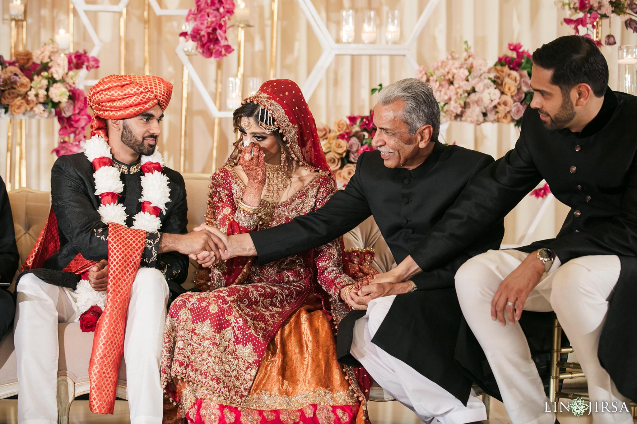 37 Hyatt Regency Garden Grove Pakistani Muslim Wedding Photography
