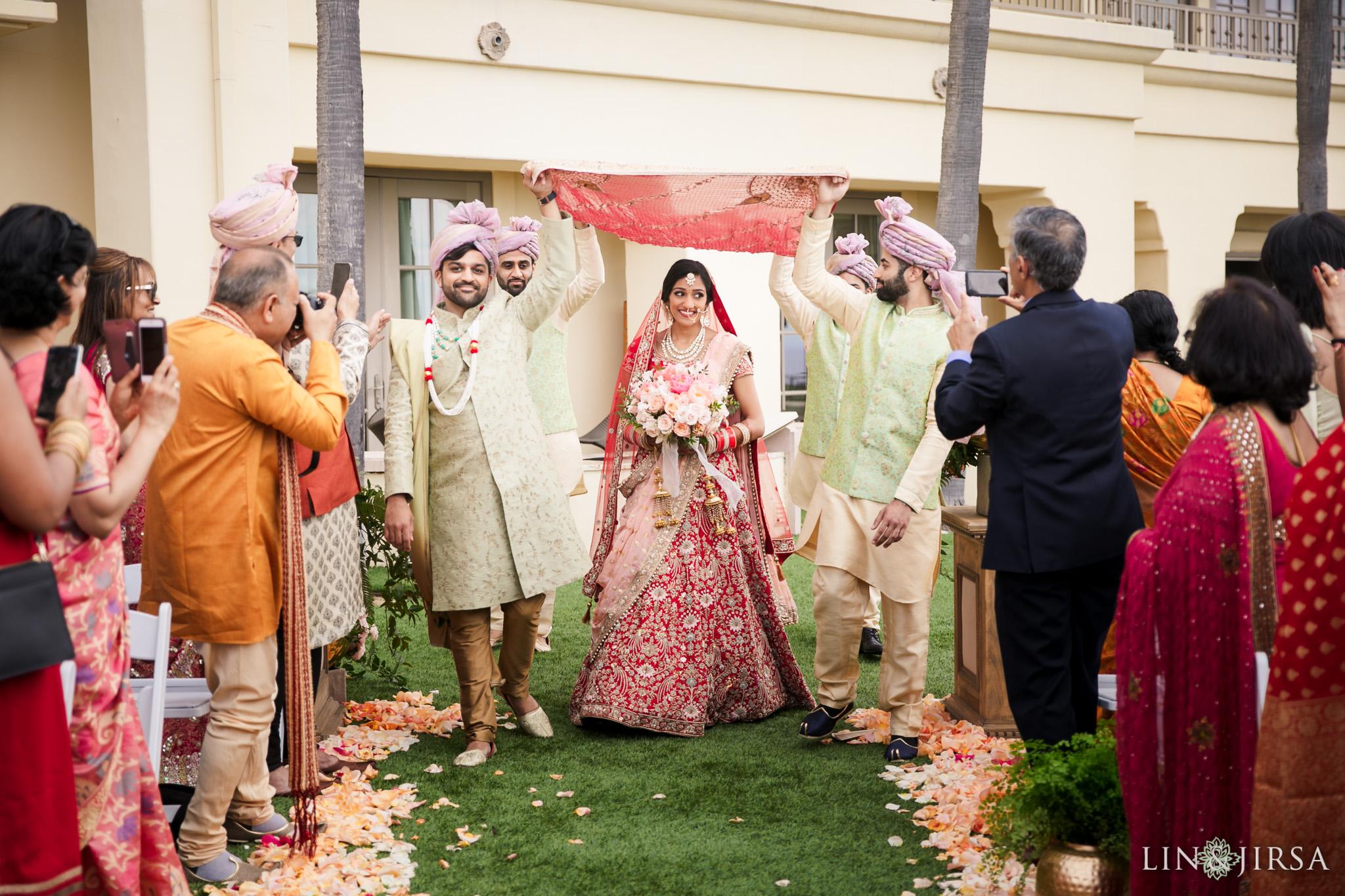 37 Ritz Carlton Laguna Niguel Indian Wedding Photography
