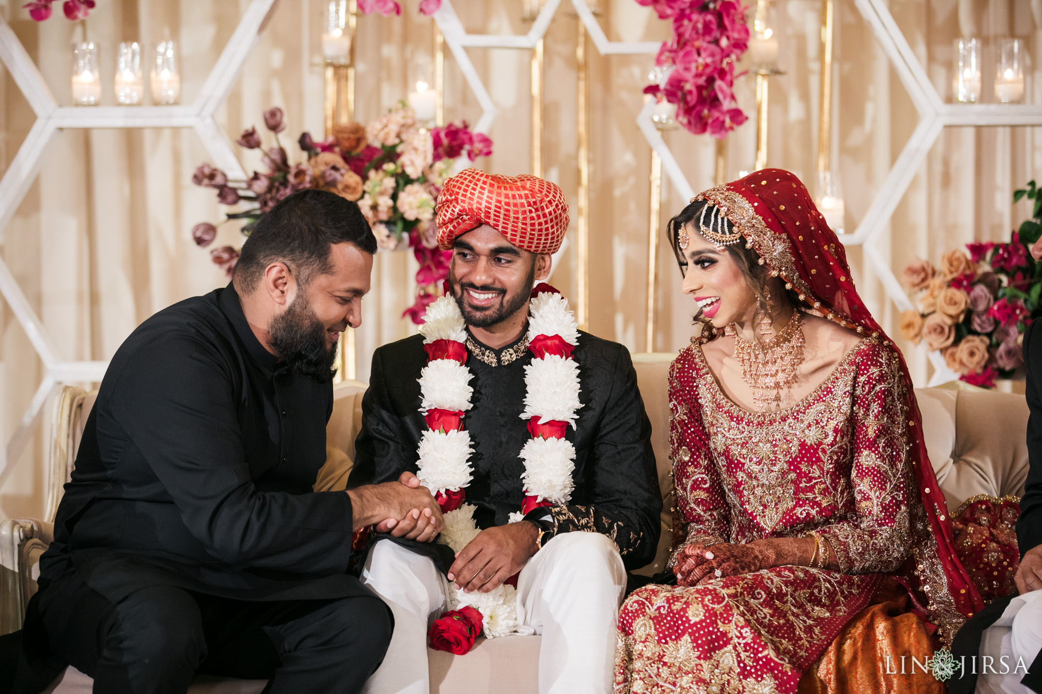 38 Hyatt Regency Garden Grove Pakistani Muslim Wedding Photography
