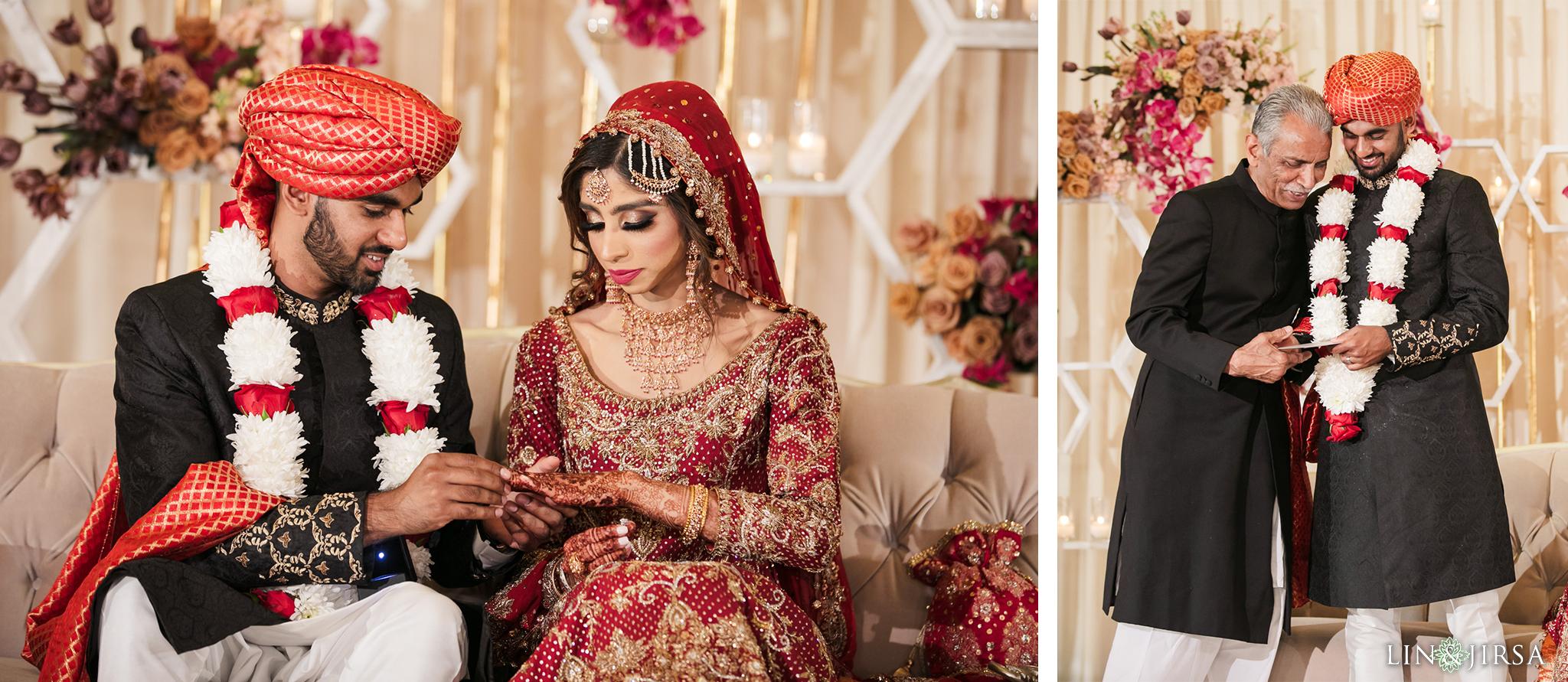 39 Hyatt Regency Garden Grove Pakistani Muslim Wedding Photography