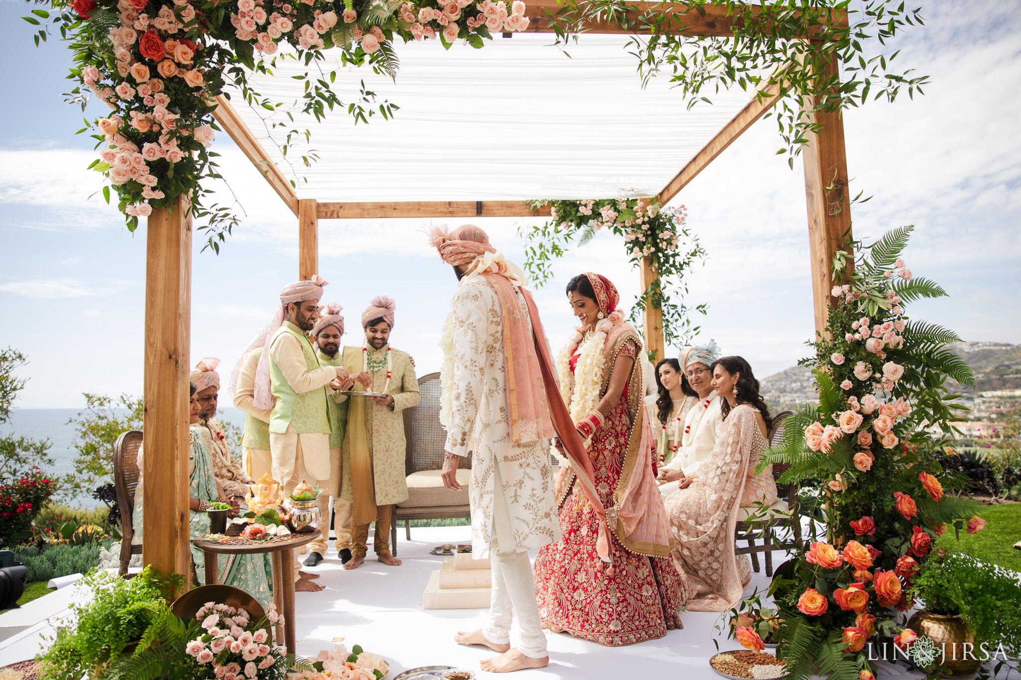 4 Ritz Carlton Laguna Niguel Indian Wedding Photography