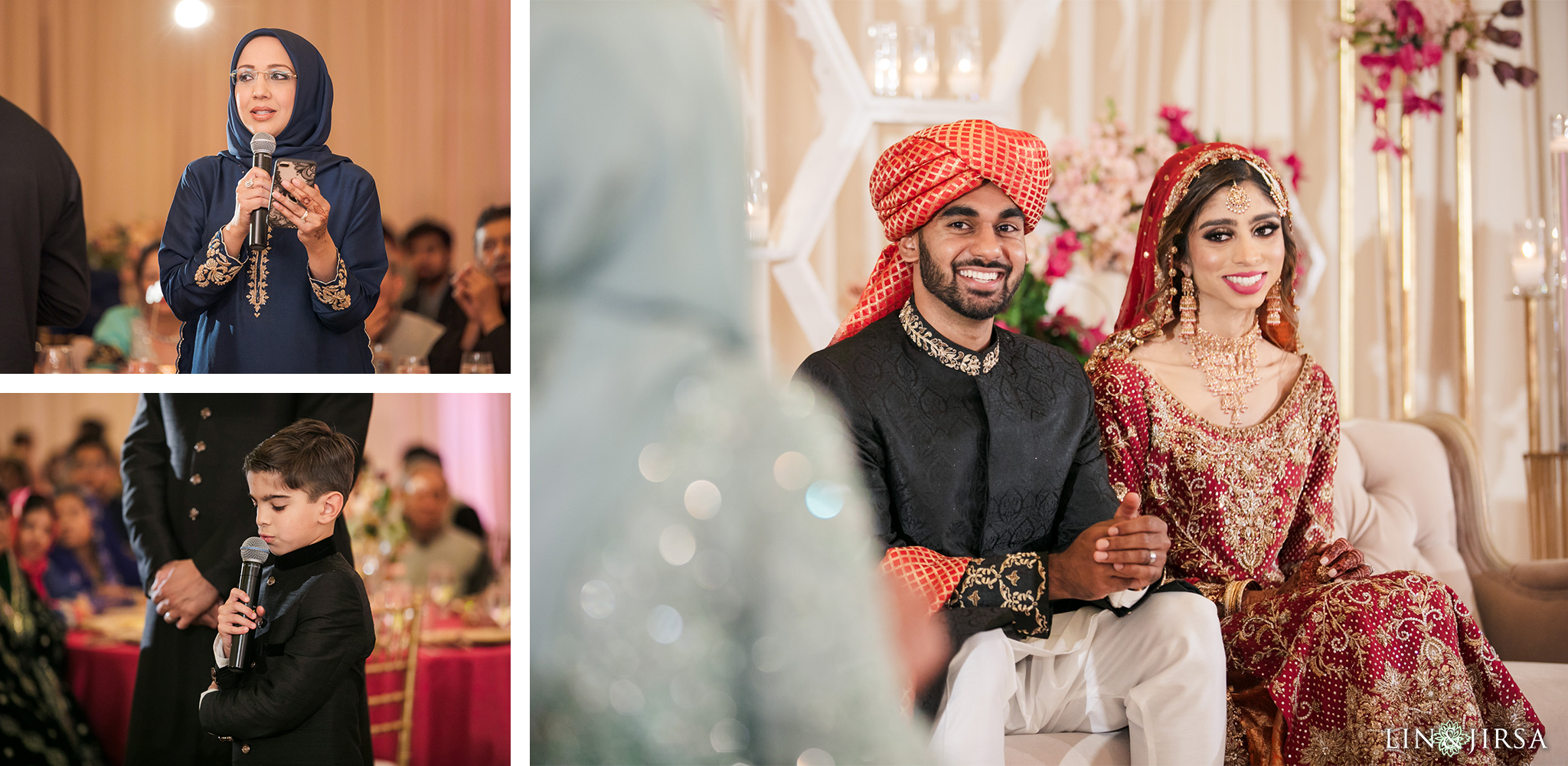 40 Hyatt Regency Garden Grove Pakistani Muslim Wedding Photography