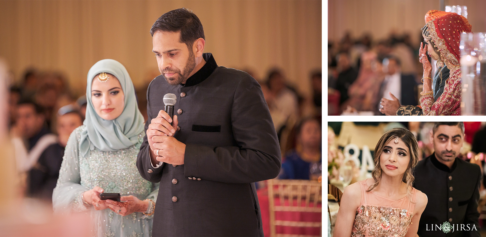 41 Hyatt Regency Garden Grove Pakistani Muslim Wedding Photography