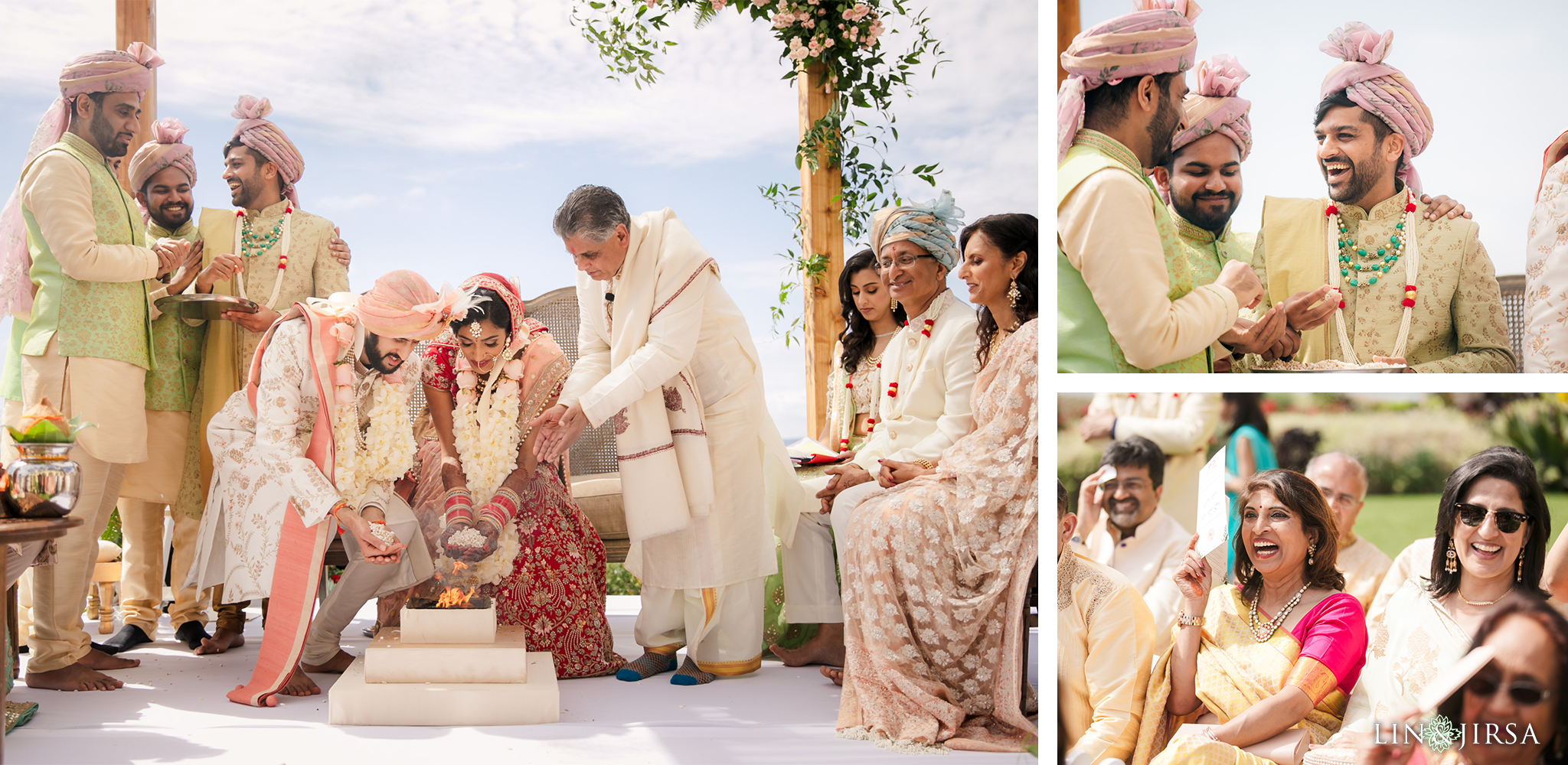 41 Ritz Carlton Laguna Niguel Indian Wedding Photography