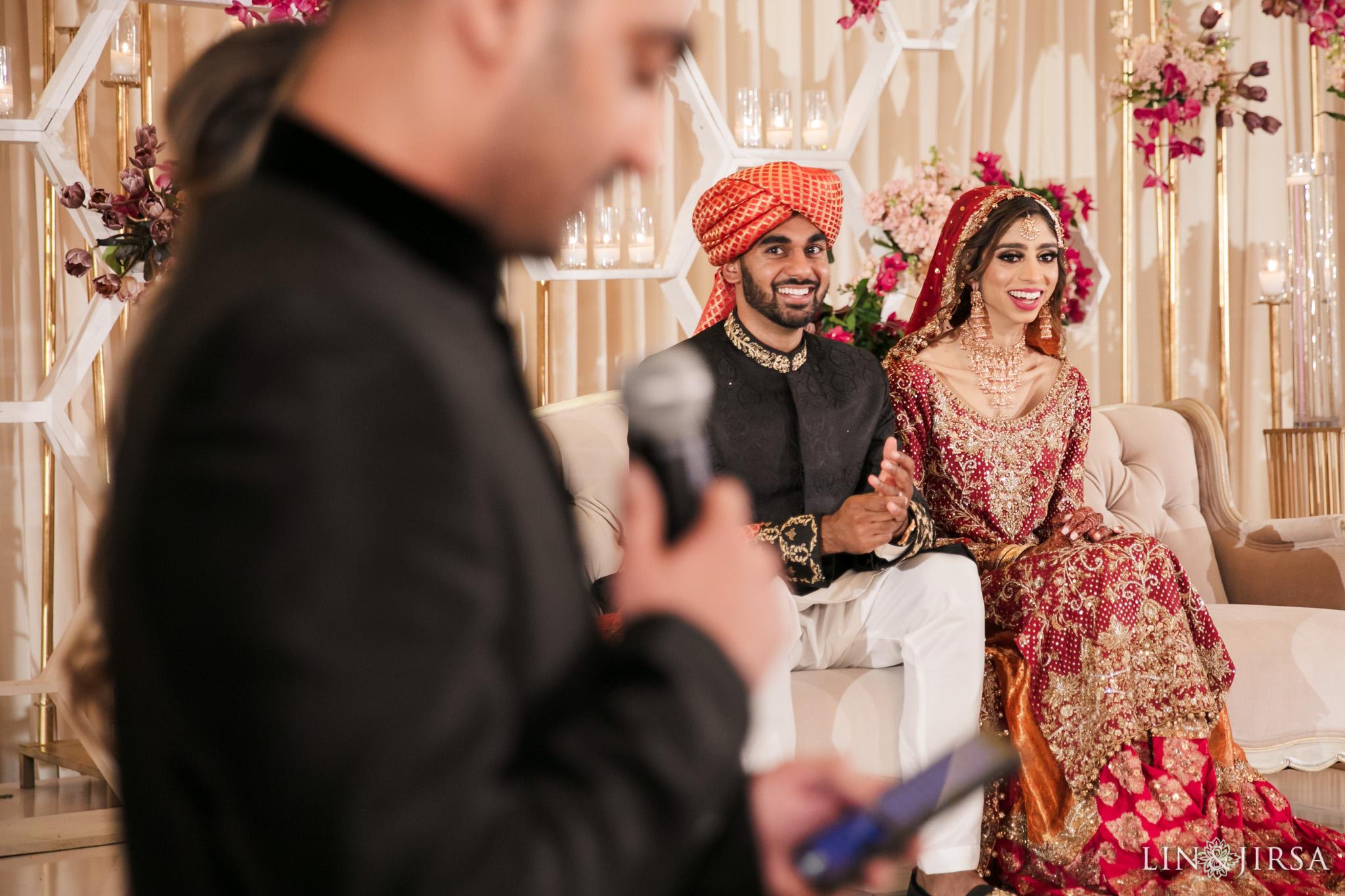 42 Hyatt Regency Garden Grove Pakistani Muslim Wedding Photography