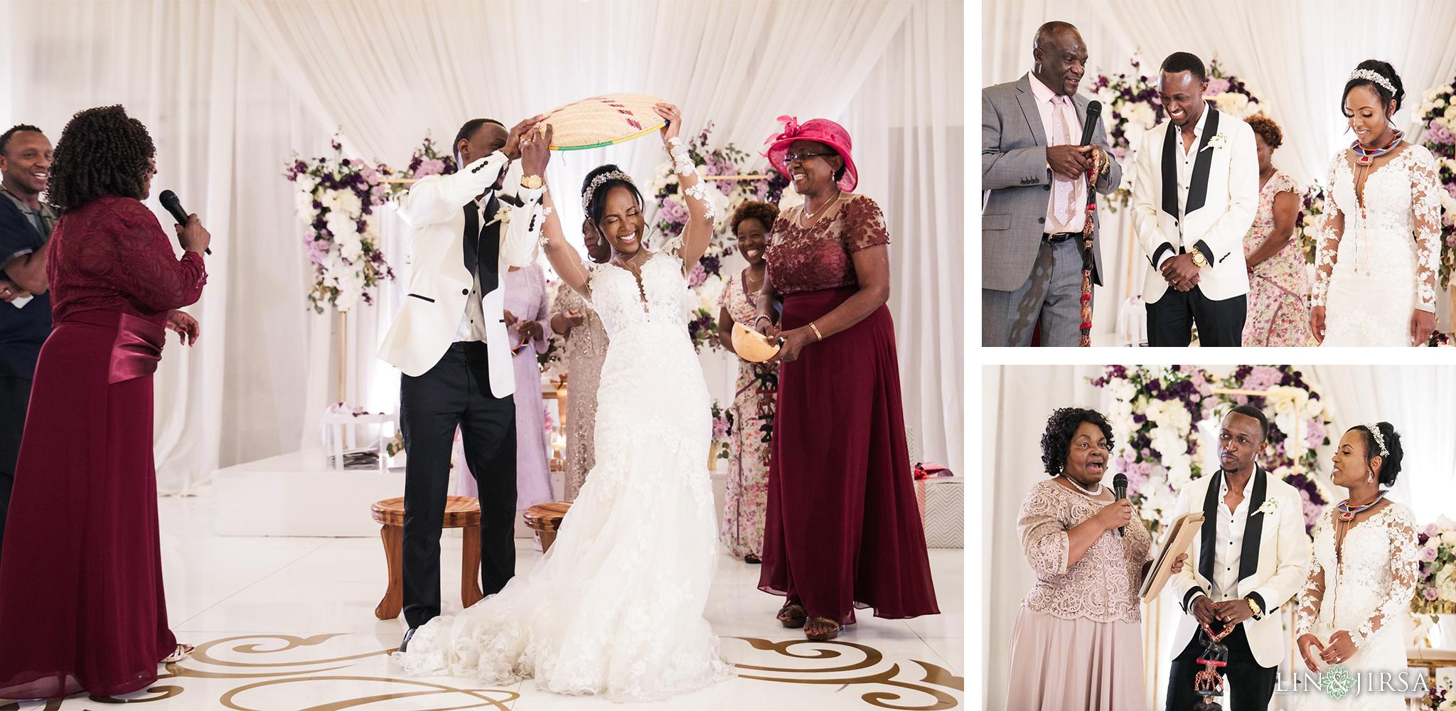 43 Los Verdes Golf Course Palos Verdes Kenyan Wedding Photography